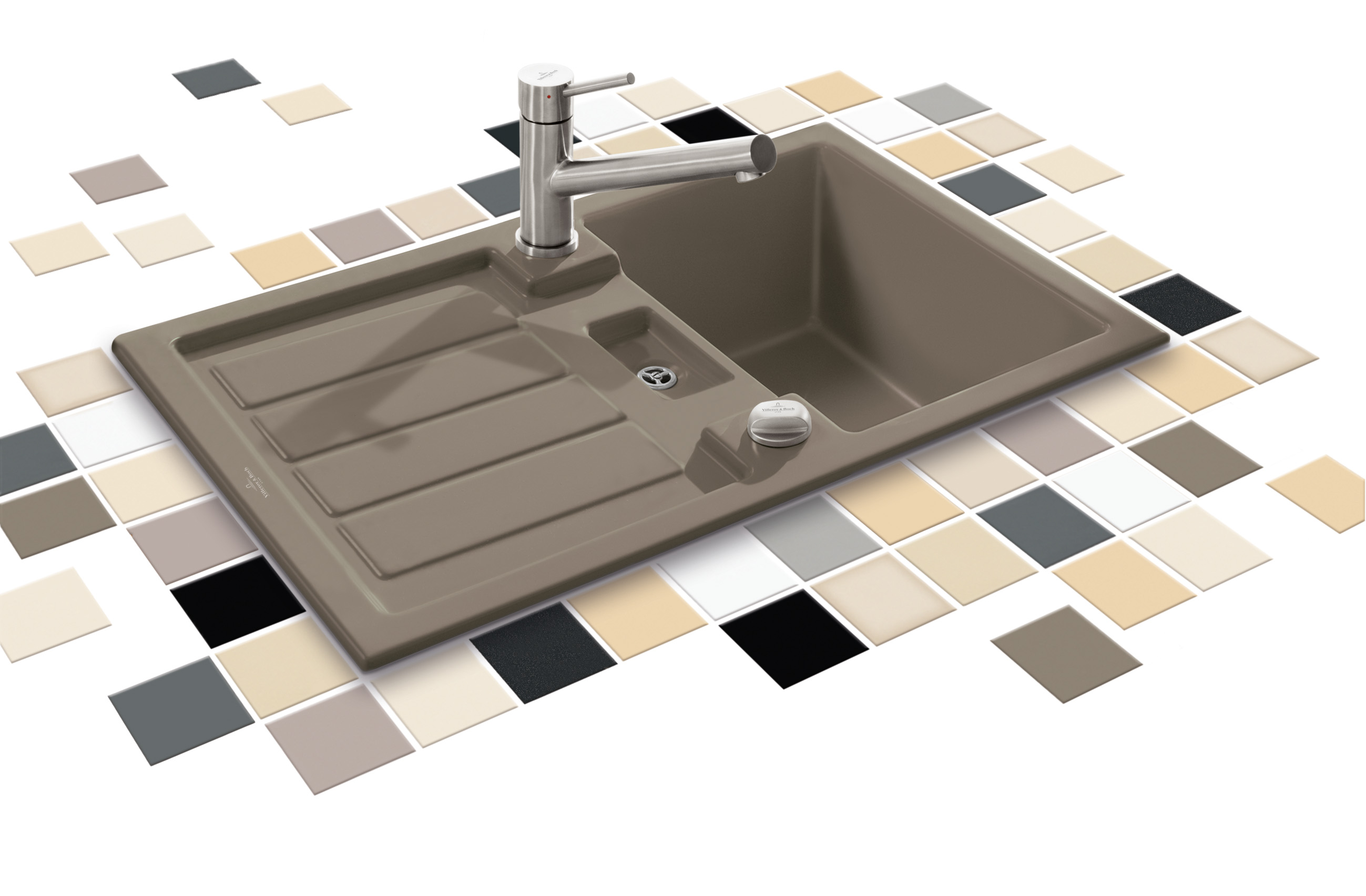Flavia Built-in sinks