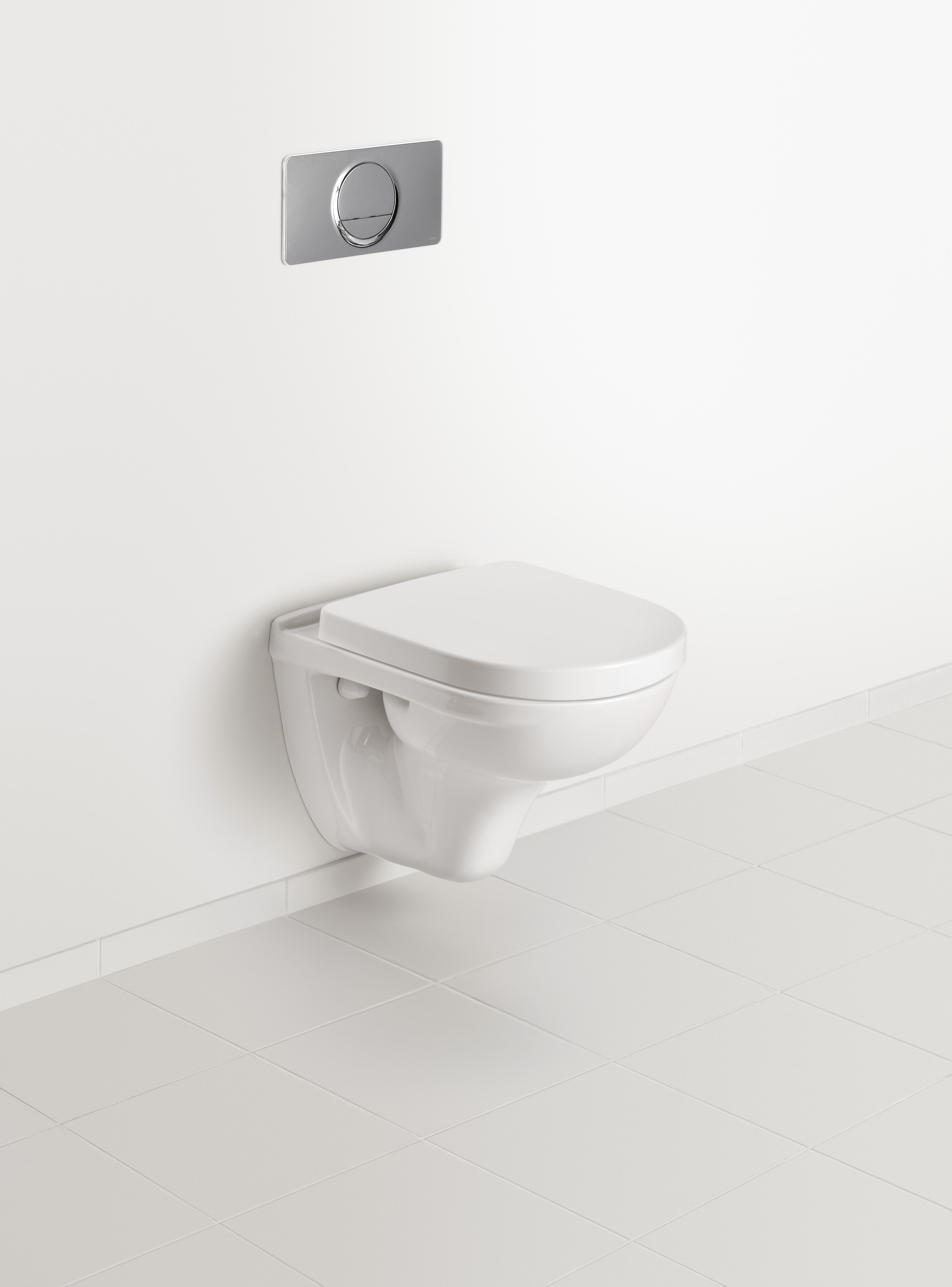 O.novo WC, WC wandhängend, Toiletten, Tiefspülklosett