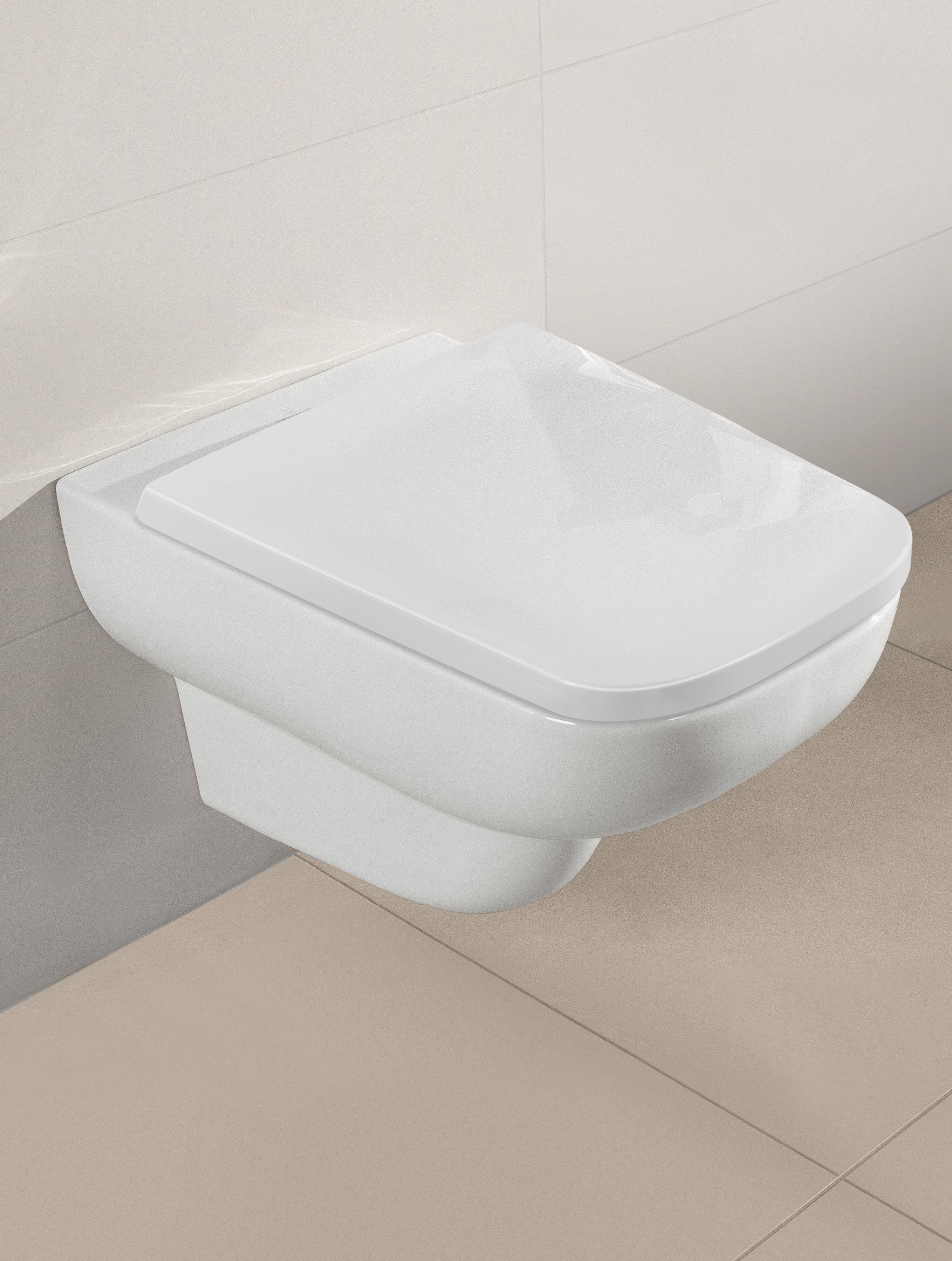 Joyce WC, Wall-mounted WC, Toilets, Washdown WC