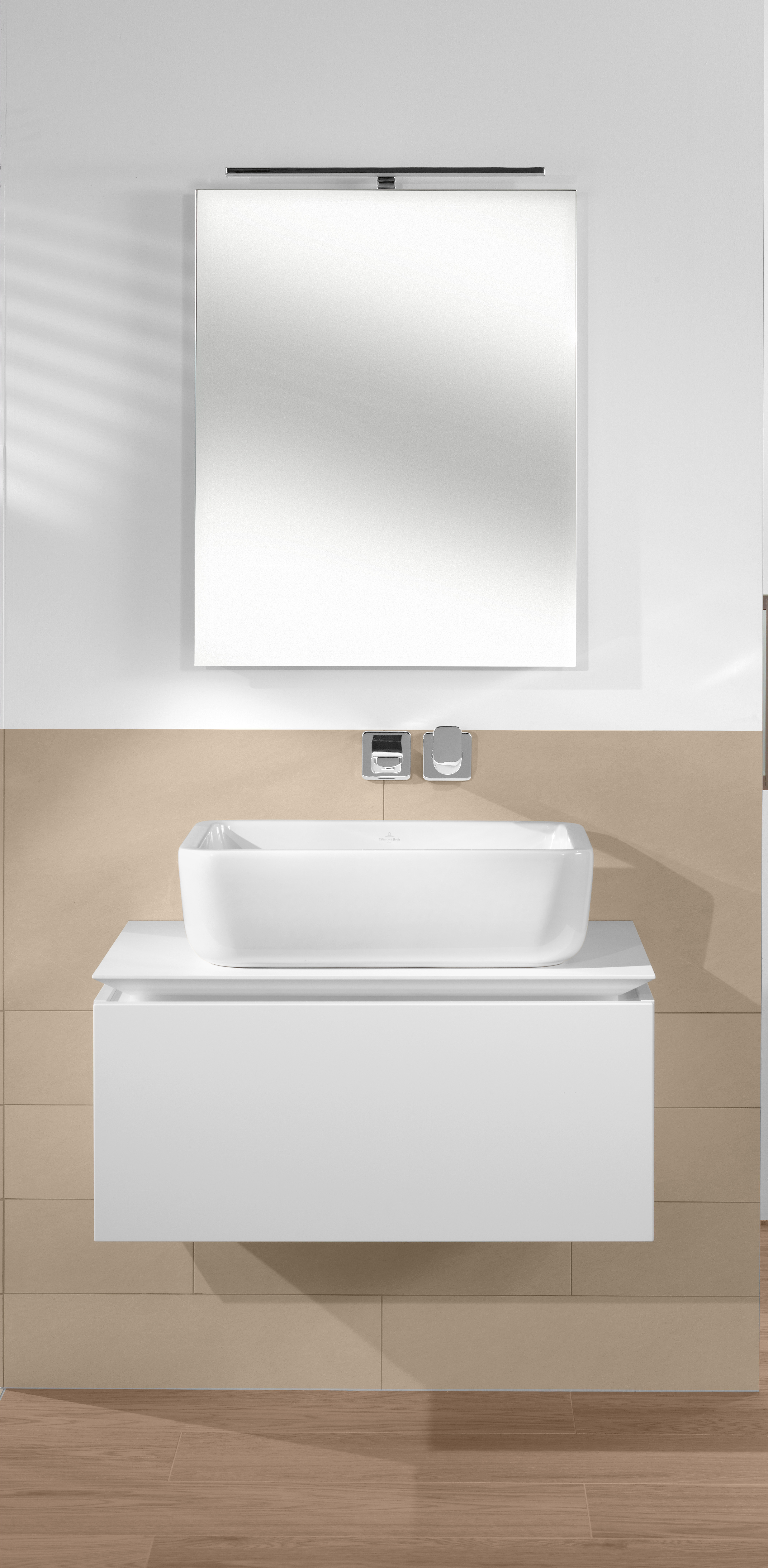 Architectura Washbasin, Surface-mounted washbasin, Washbasins, Surface-mounted washbasins