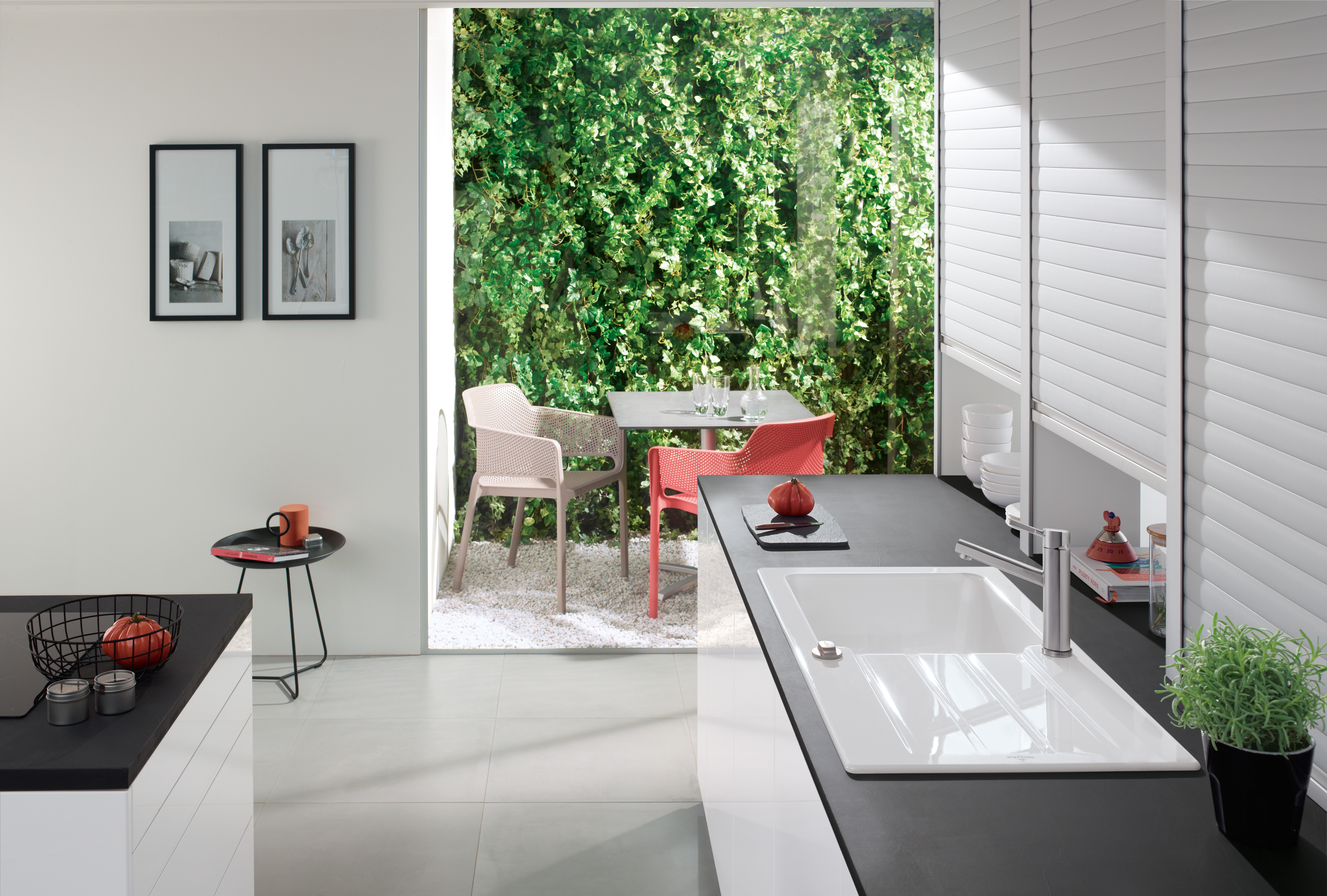 Architectura Built-in sinks