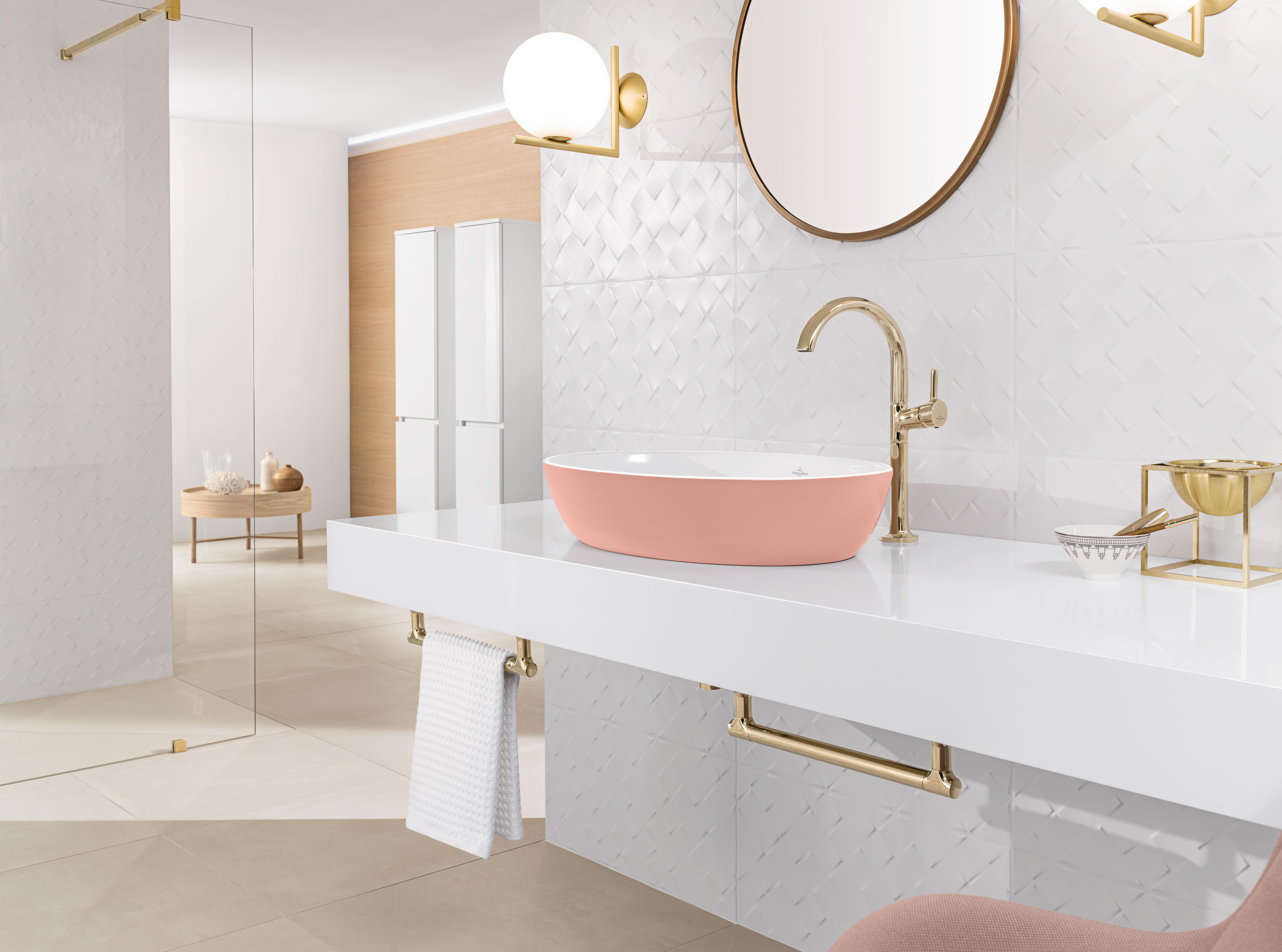 Artis Washbasins, Surface-mounted Washbasin, Surface-mounted washbasins