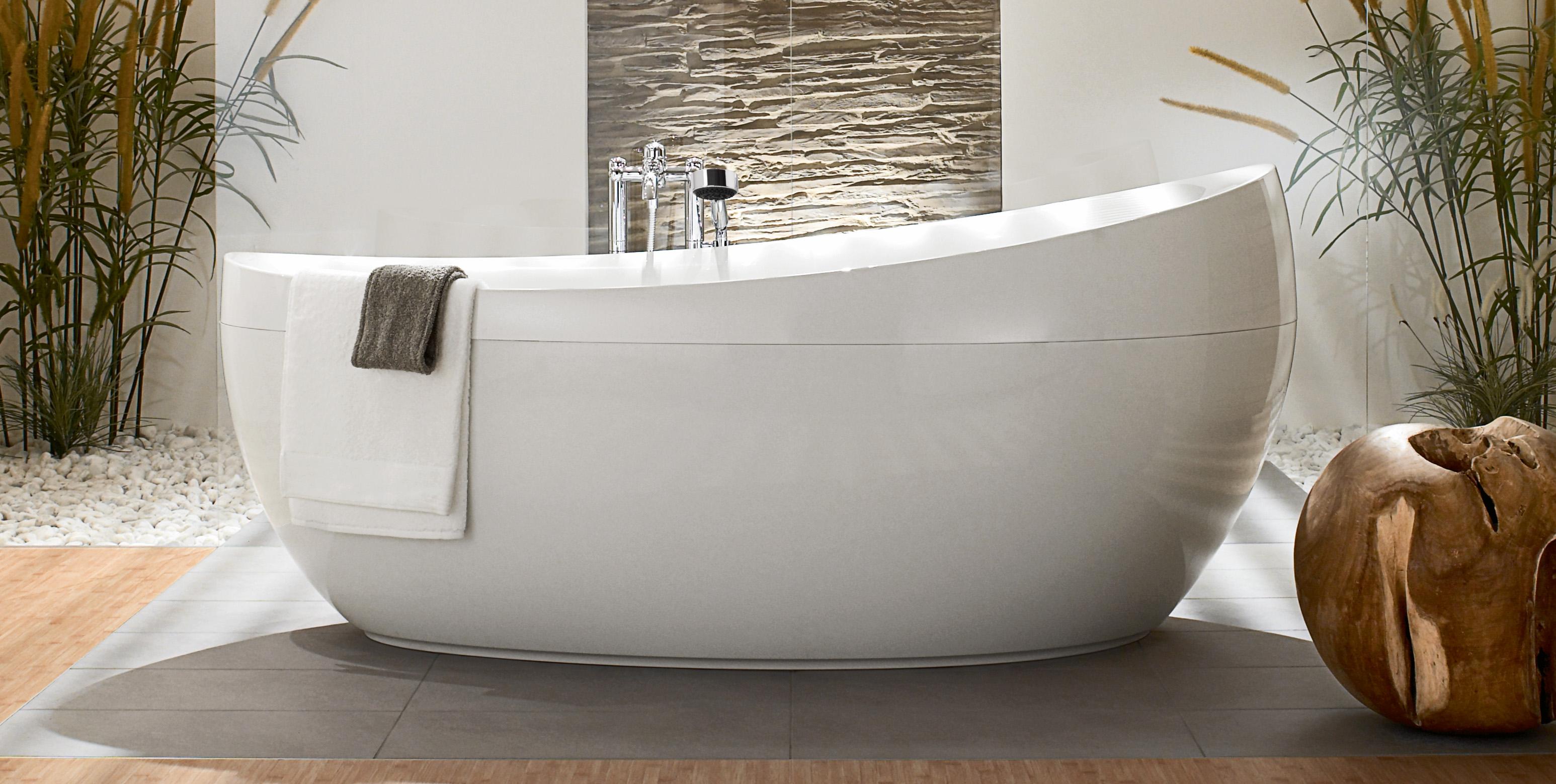 Aveo Bath, Baths, Free-standing baths