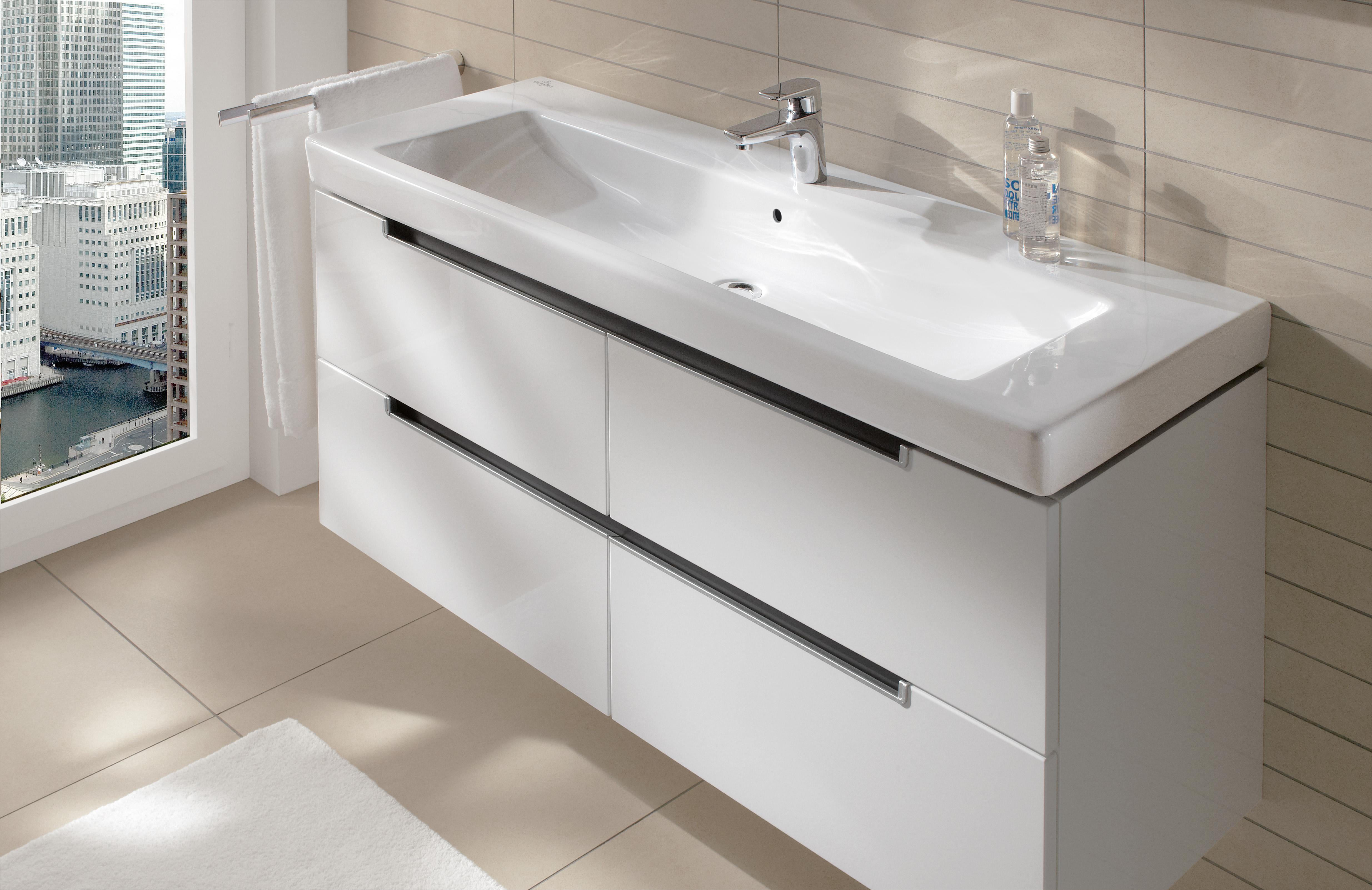 Subway 2.0 Meubles de salle de bains, Meuble pour lavabo, Meubles sous vasque