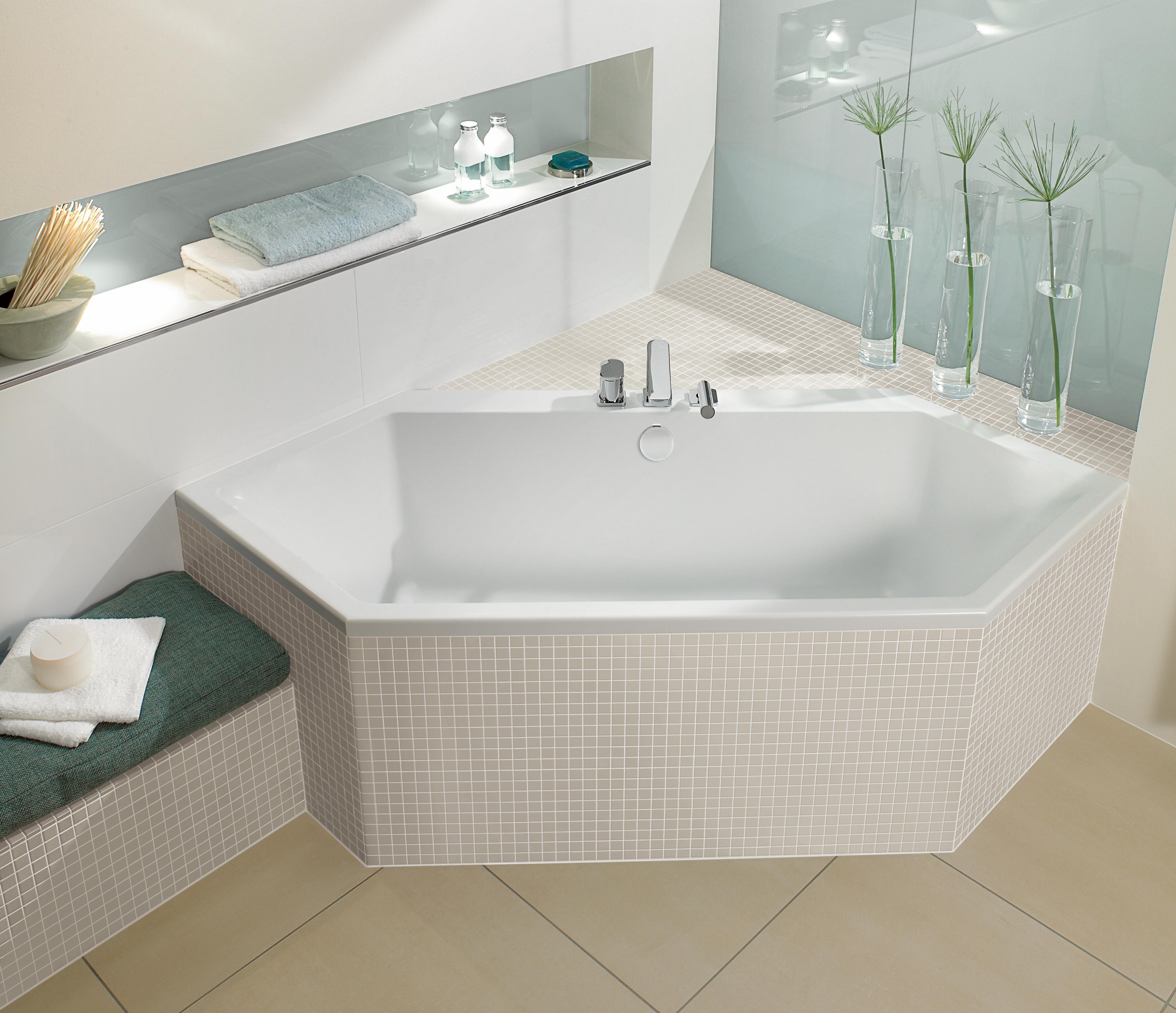 Subway Bath, Baths, Hexagonal baths