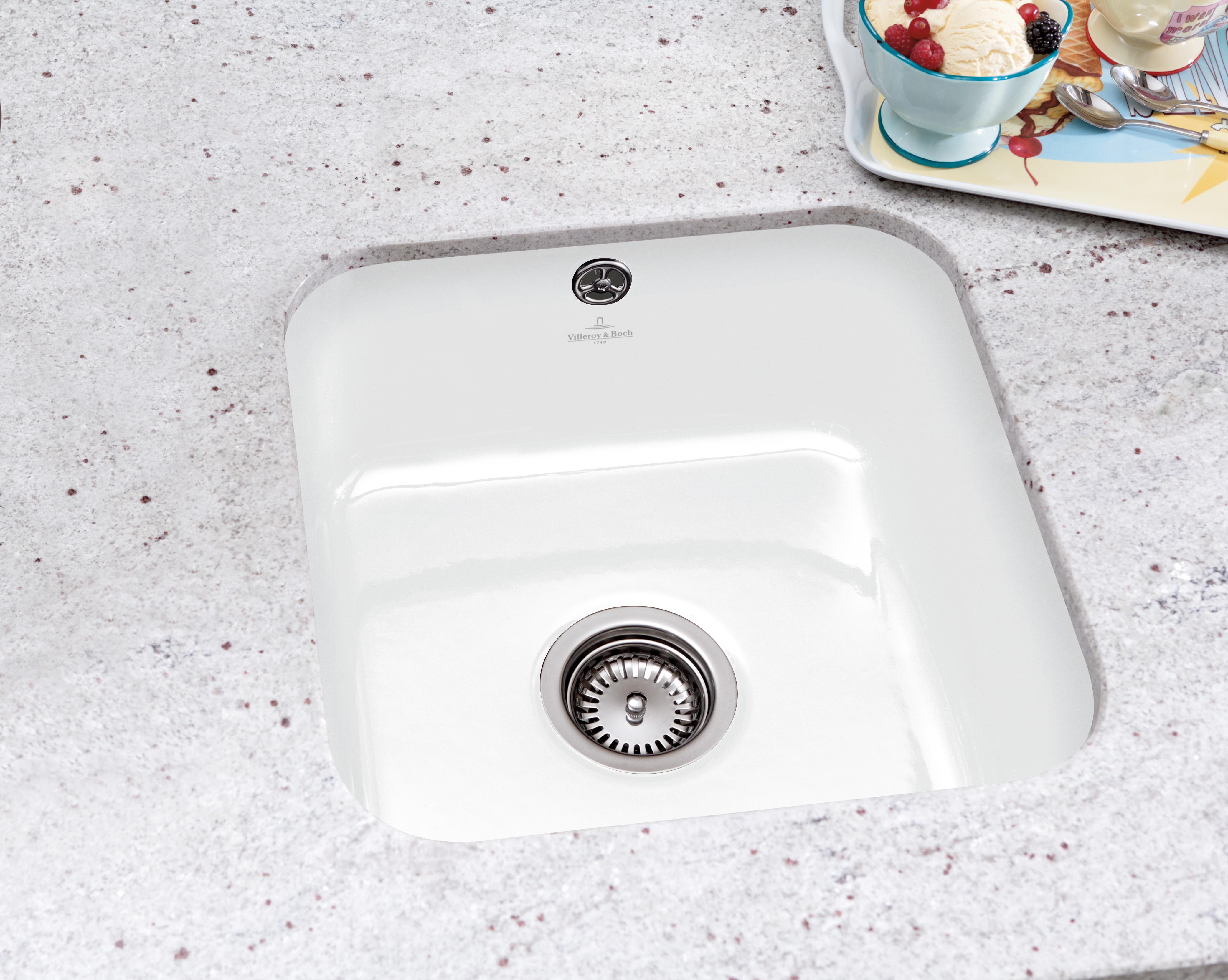 Cisterna Undercounter sinks