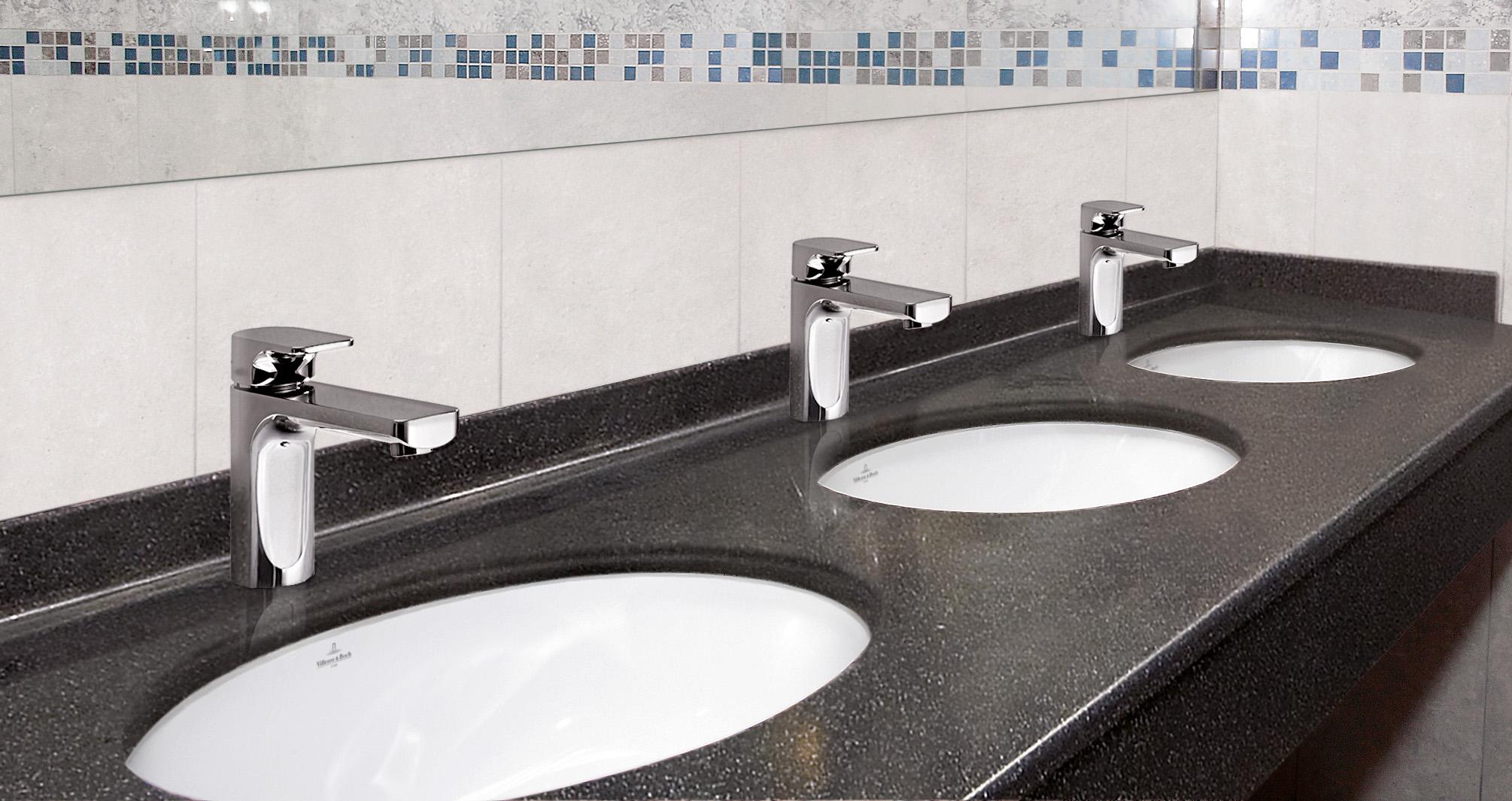 Evana Waschtisch, Waschtisch Unterbau, Waschtische / Waschbecken, Unterbauwaschtische