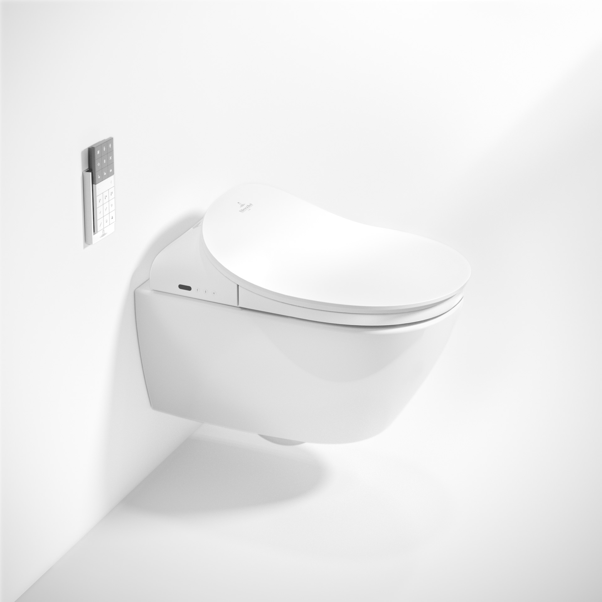 ViClean Shower-toilet