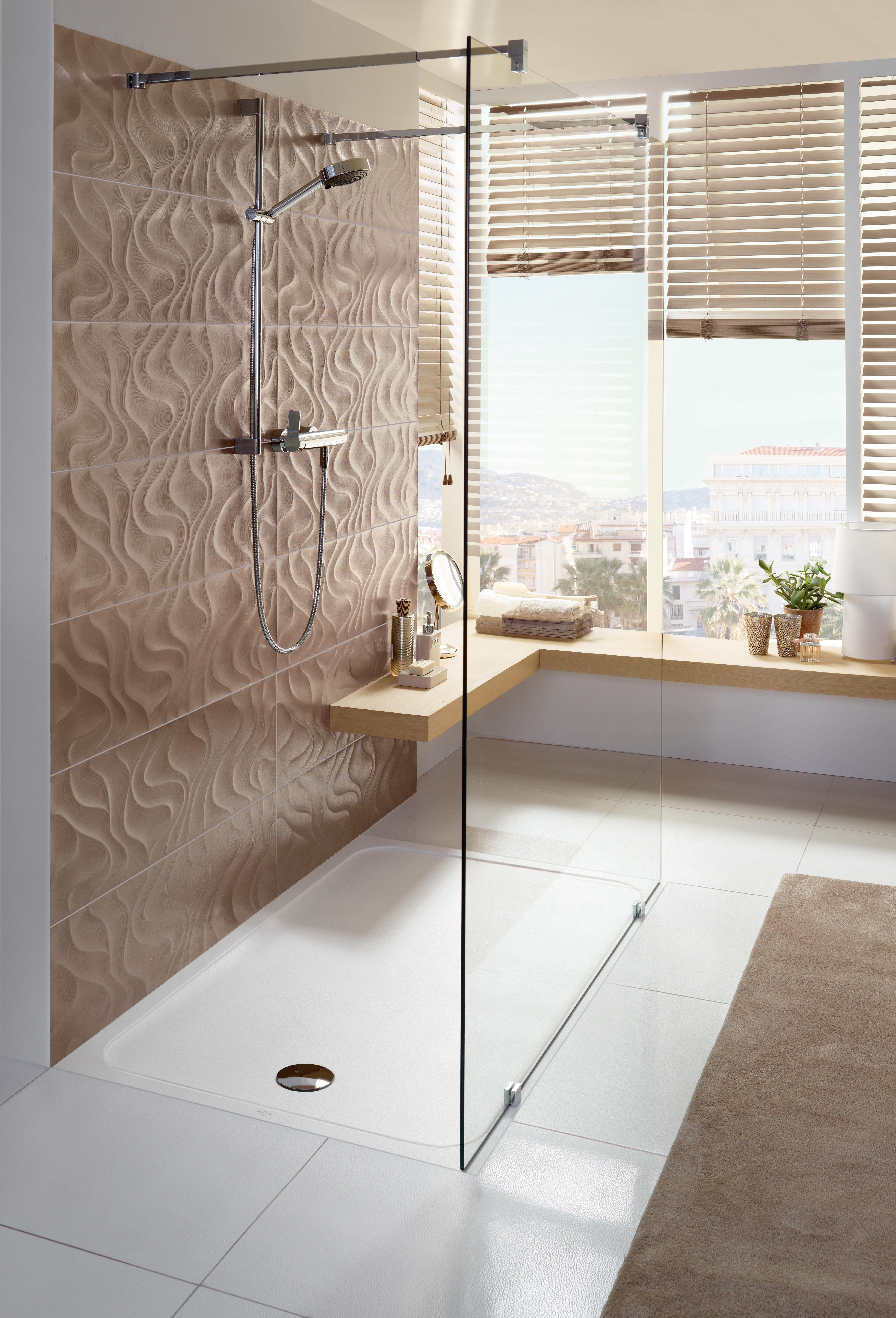 Lifetime Plus Piatto doccia, Piatti doccia (ceramica), Piatti doccia