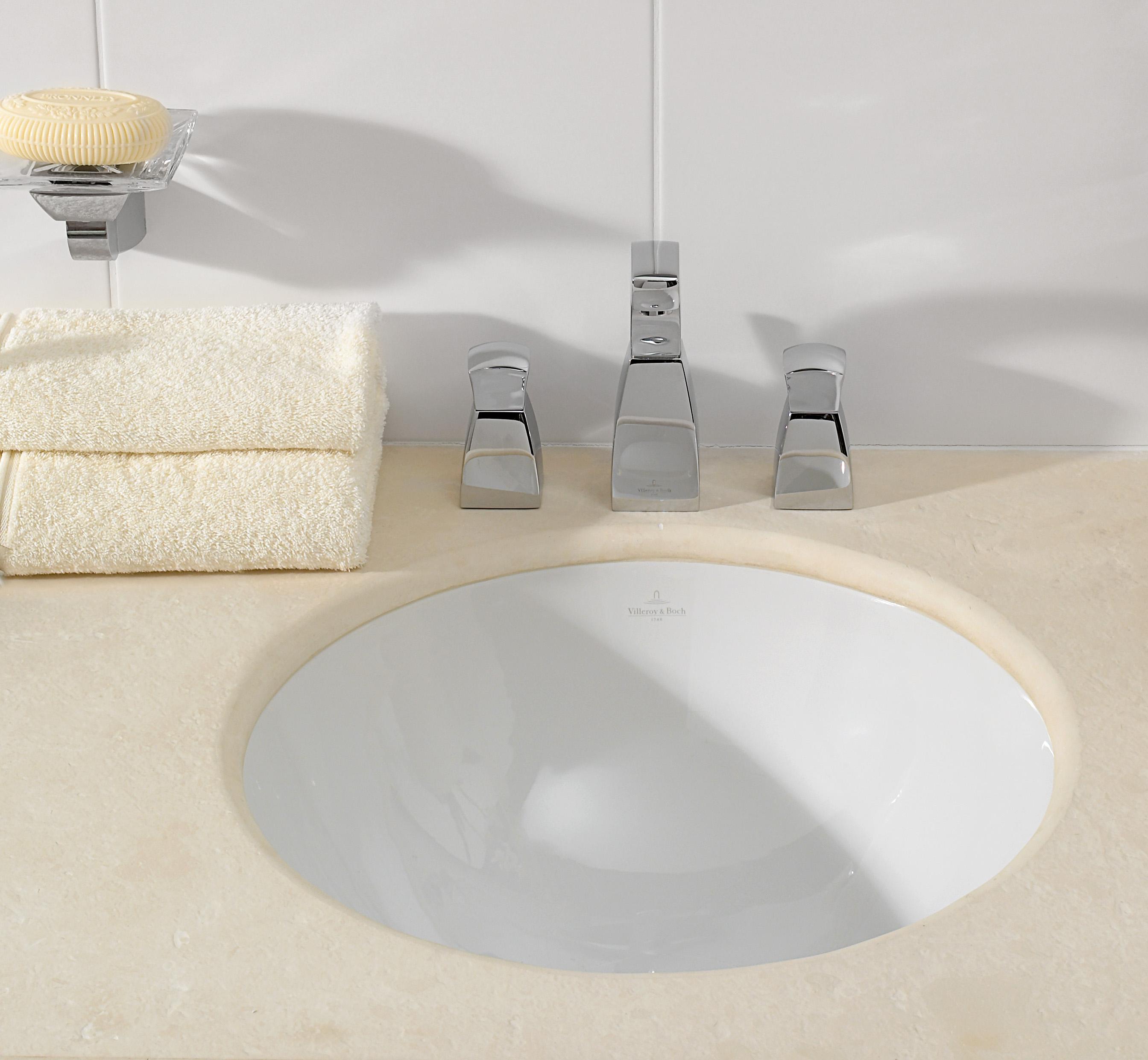 Loop & Friends Washbasin, Undercounter washbasin, Washbasins, Undercounter washbasins