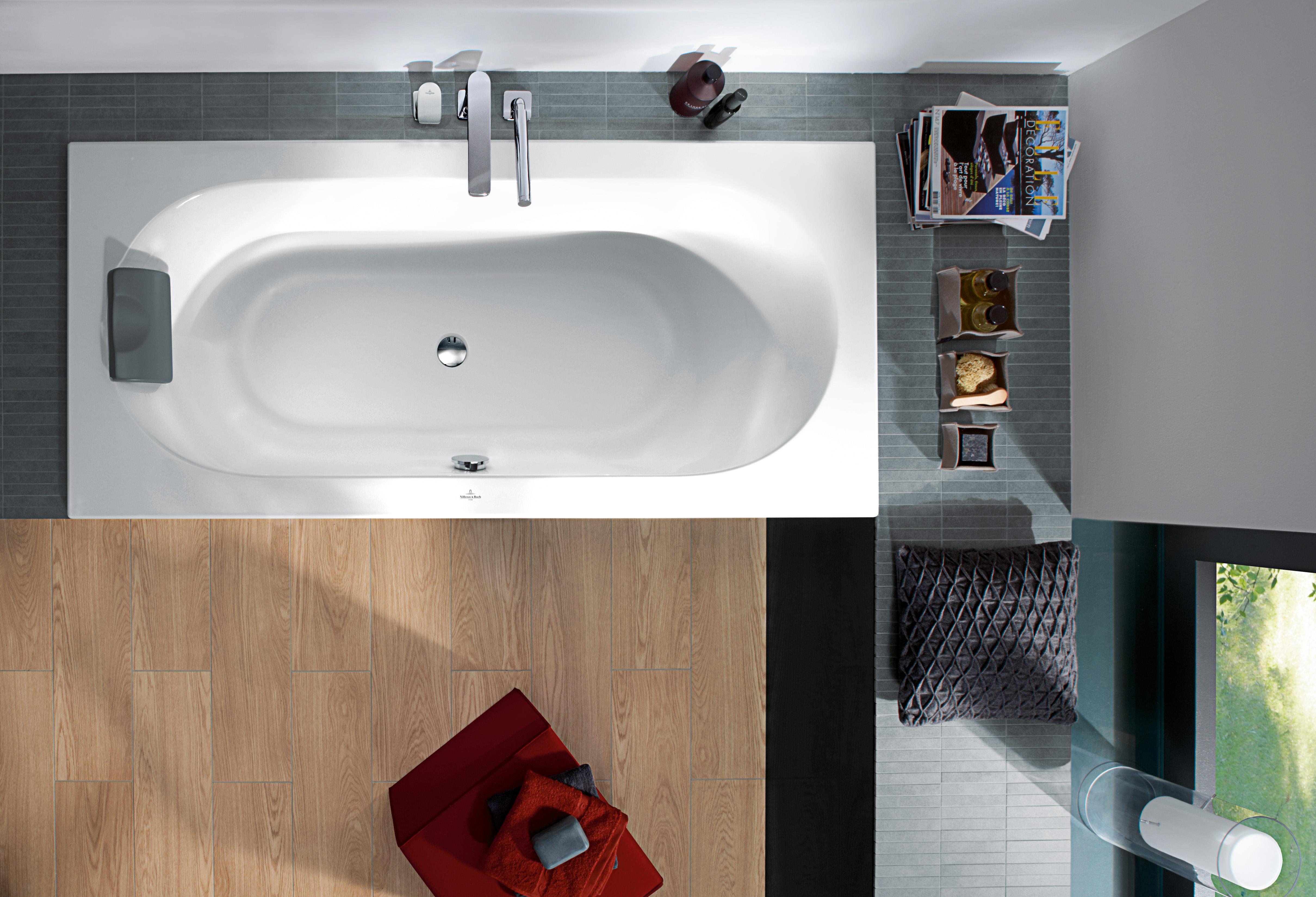 Loop & Friends Bath, Baths, Square baths