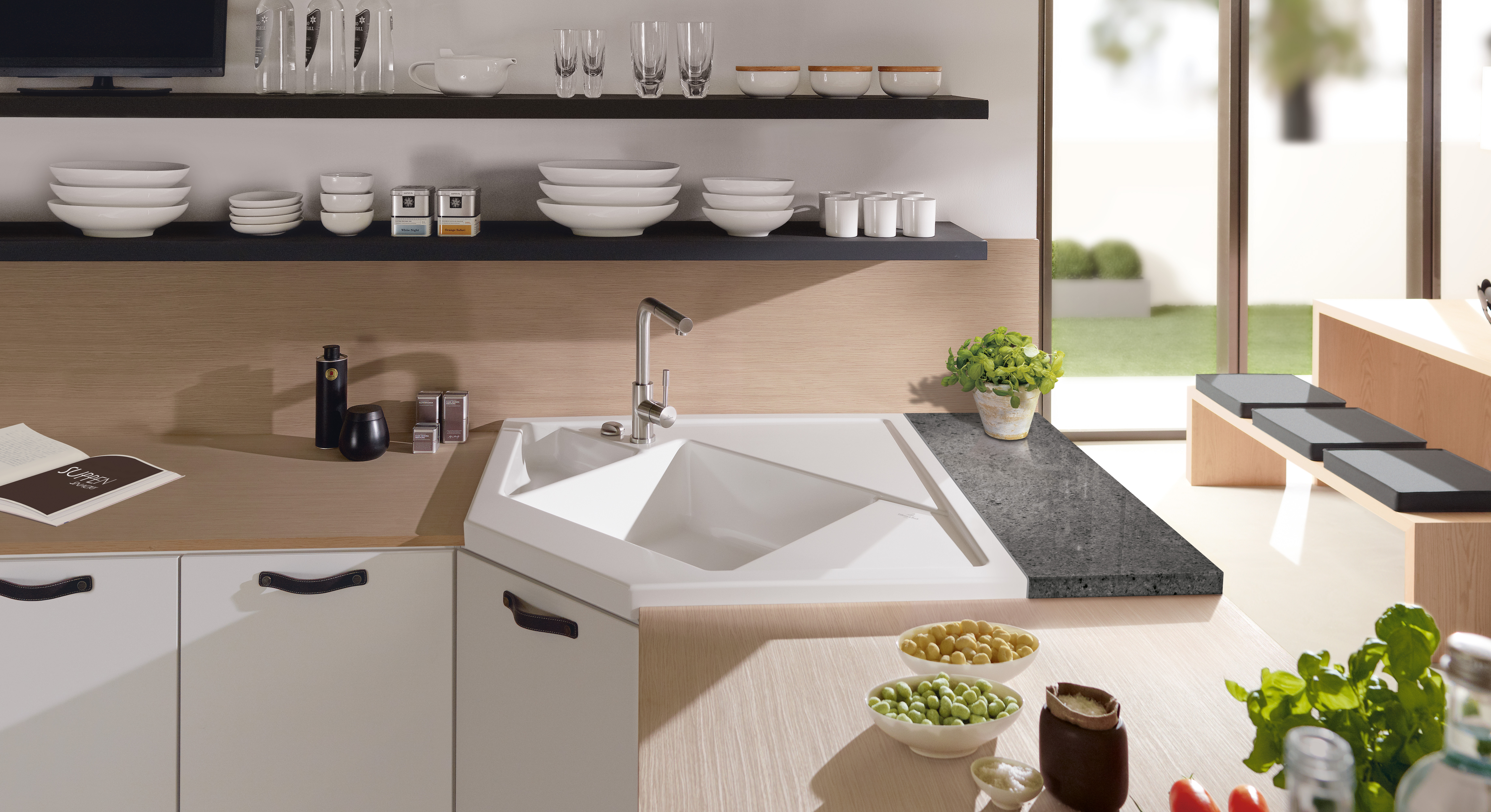 Monumentum Butler sink, Kitchen module, Modules