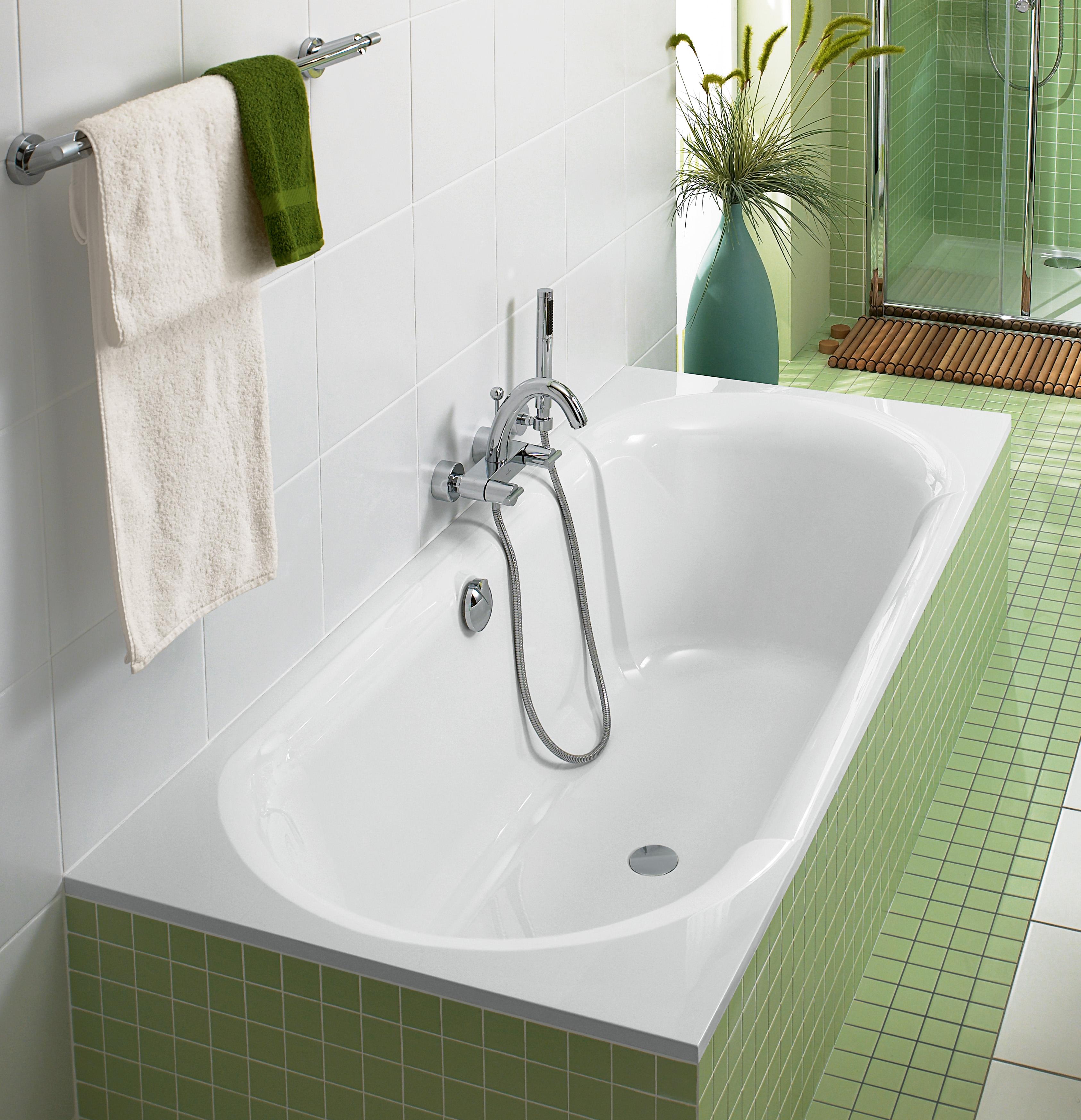 Pavia Прямоугольные ванны