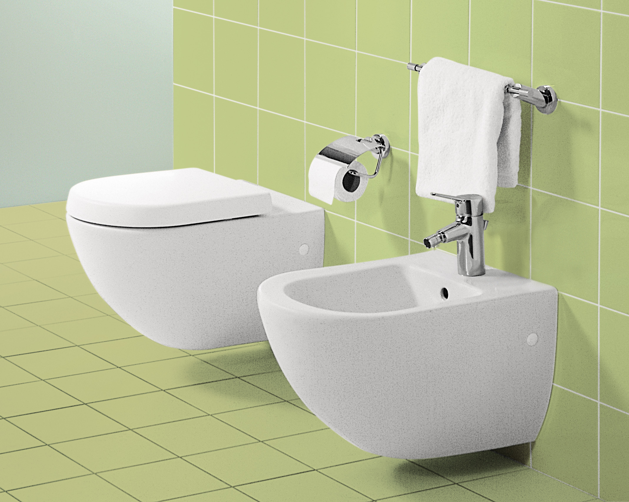 Subway Bidet, Bidet wall-mounted, Bidets, Bidets wall-mounted