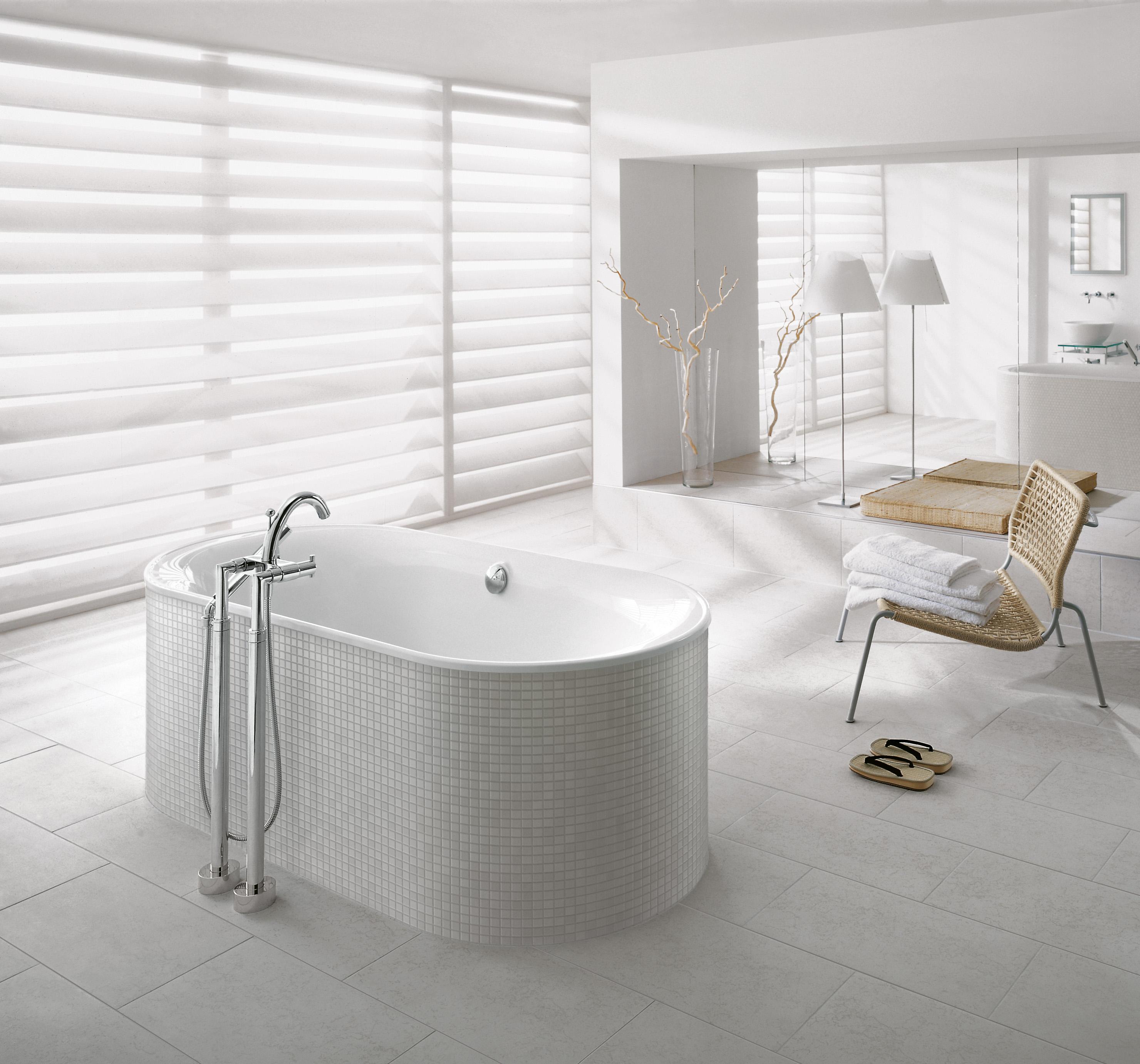 Cetus Bath, Baths, Oval baths