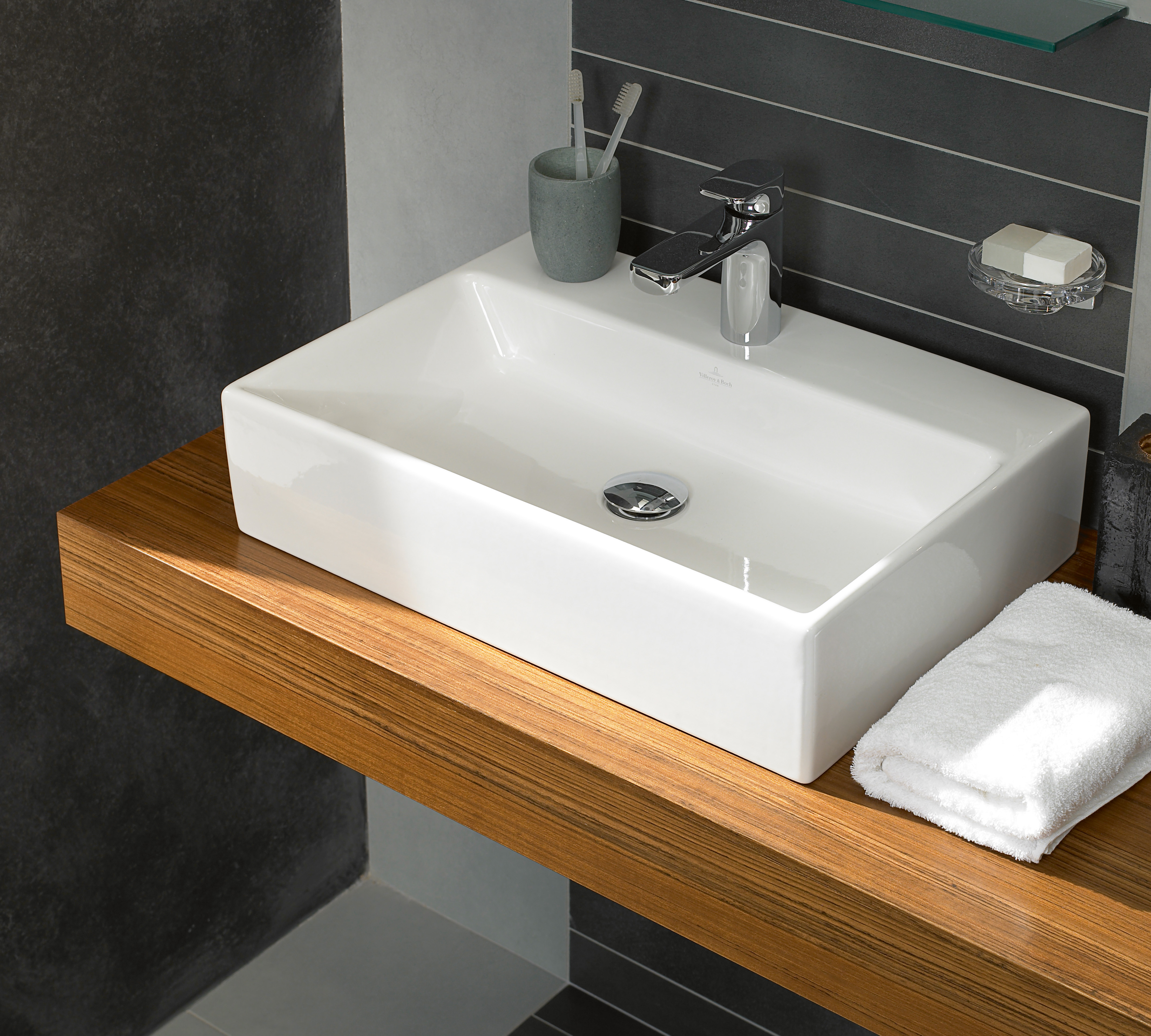 Memento Washbasins, Surface-mounted Washbasin, Surface-mounted washbasins