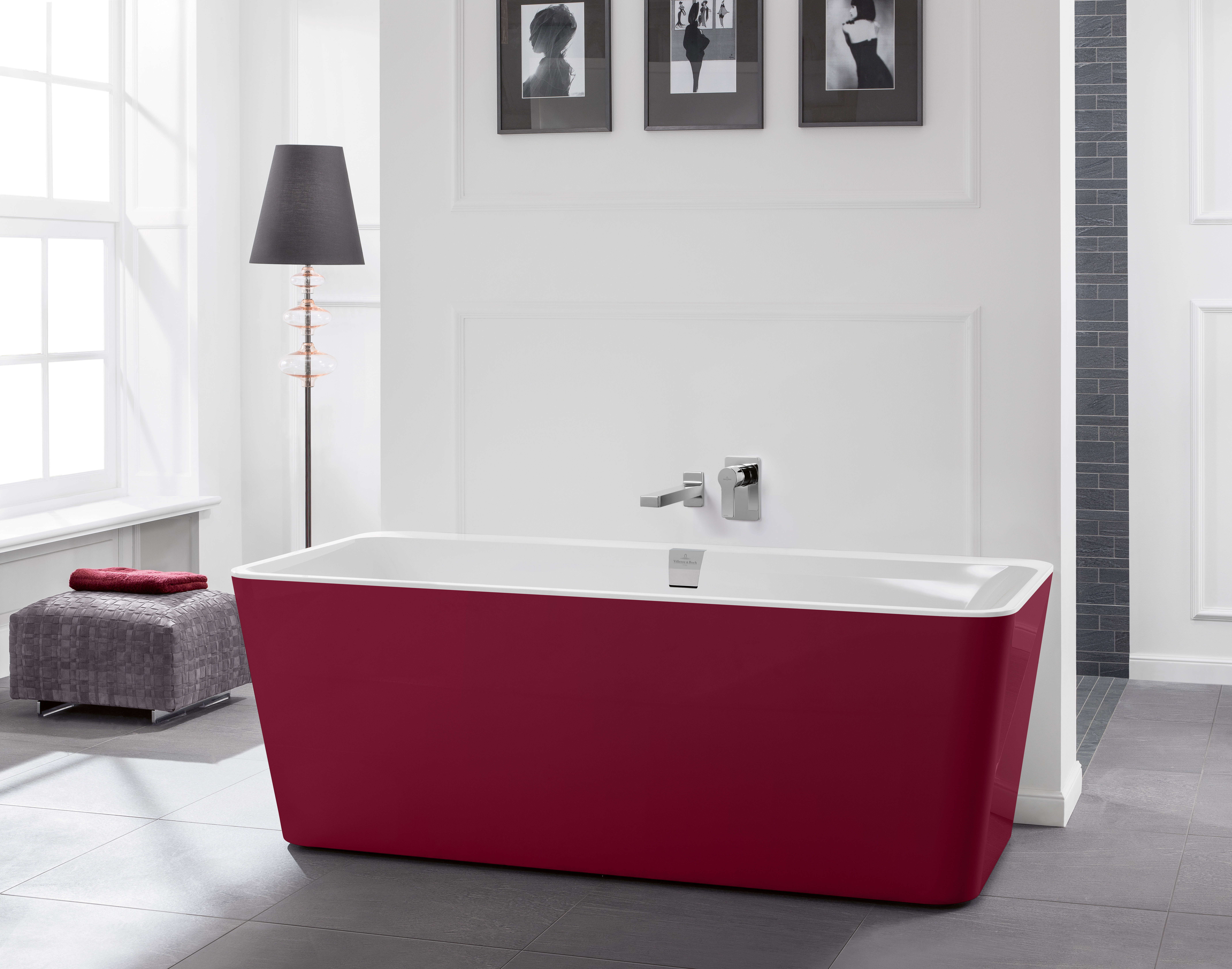 Squaro Отдельно стоящие ванны