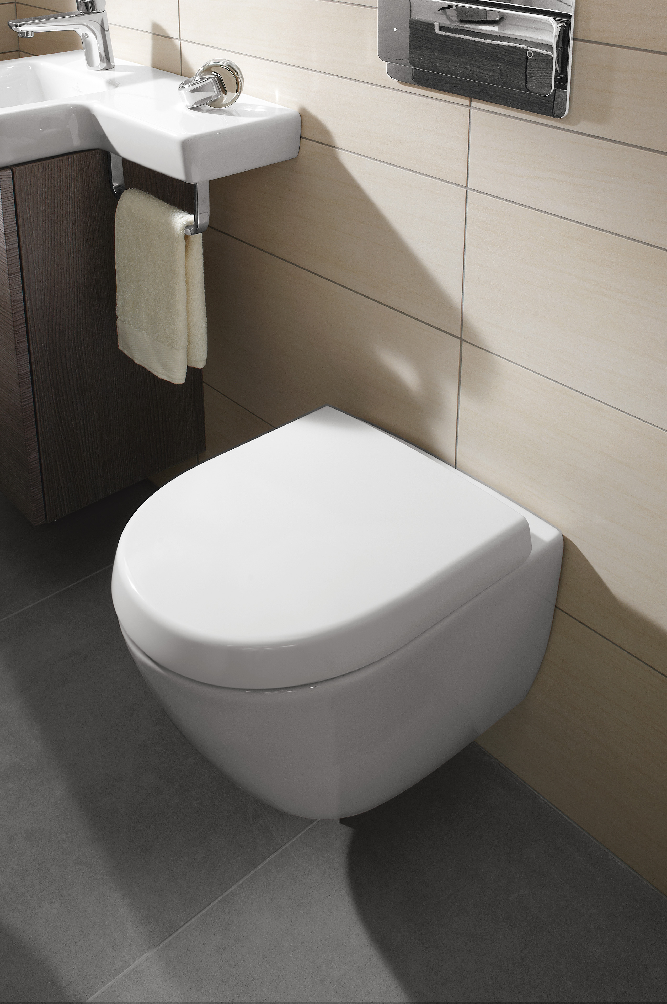 Subway 2.0 WC, Abattants de toilette, Abattants de toilette Compact
