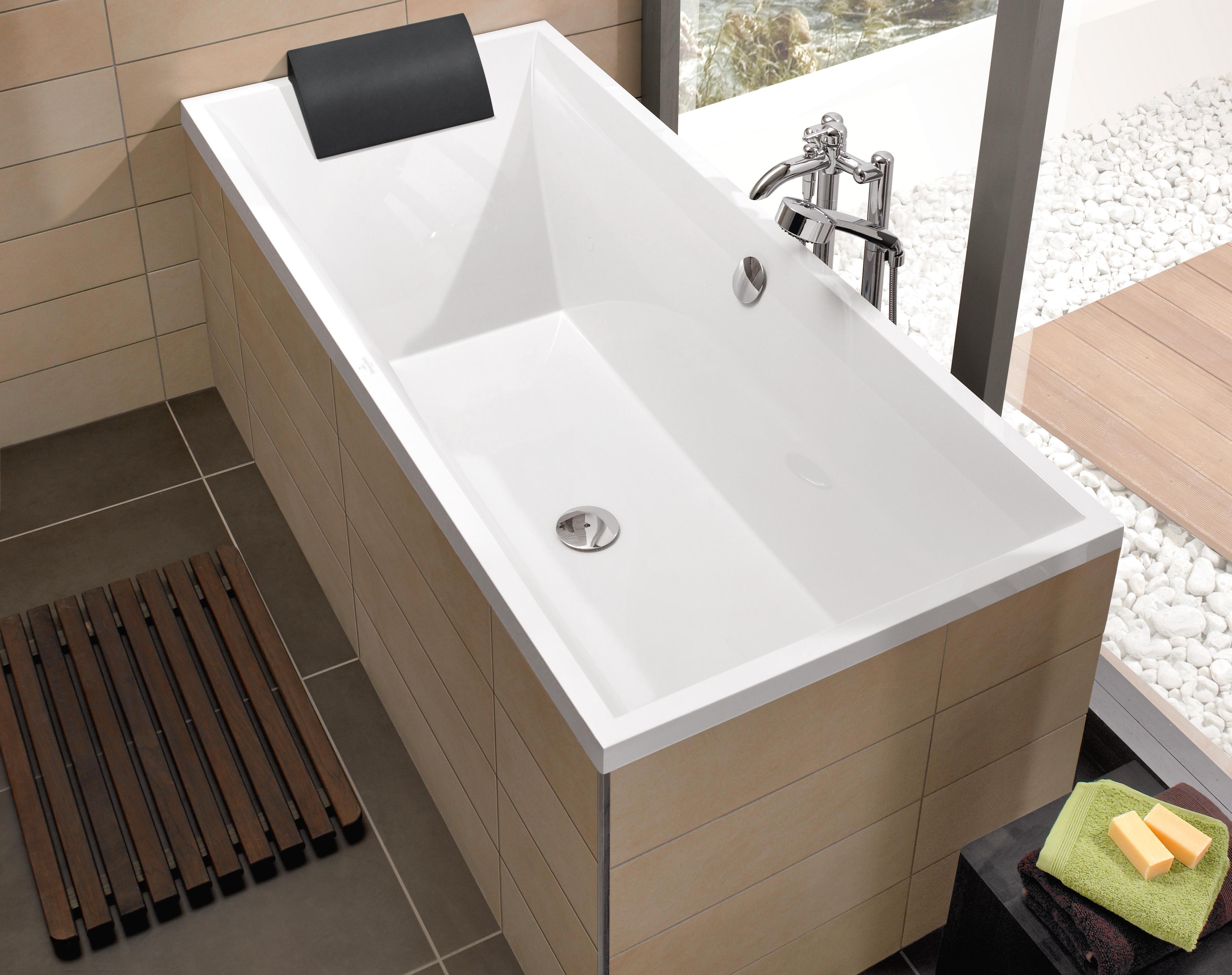 Squaro Bath, Baths, Square baths