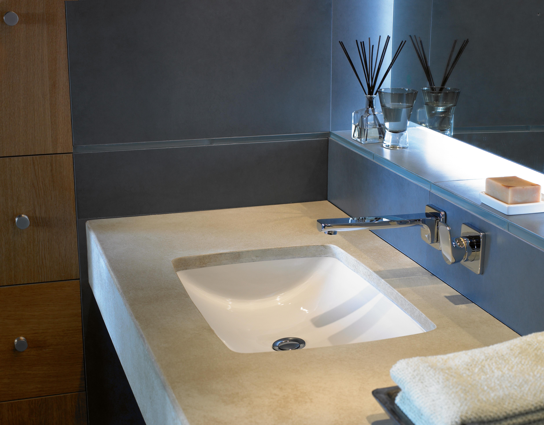 Twist Washbasins, Undercounter washbasin, Undercounter washbasins