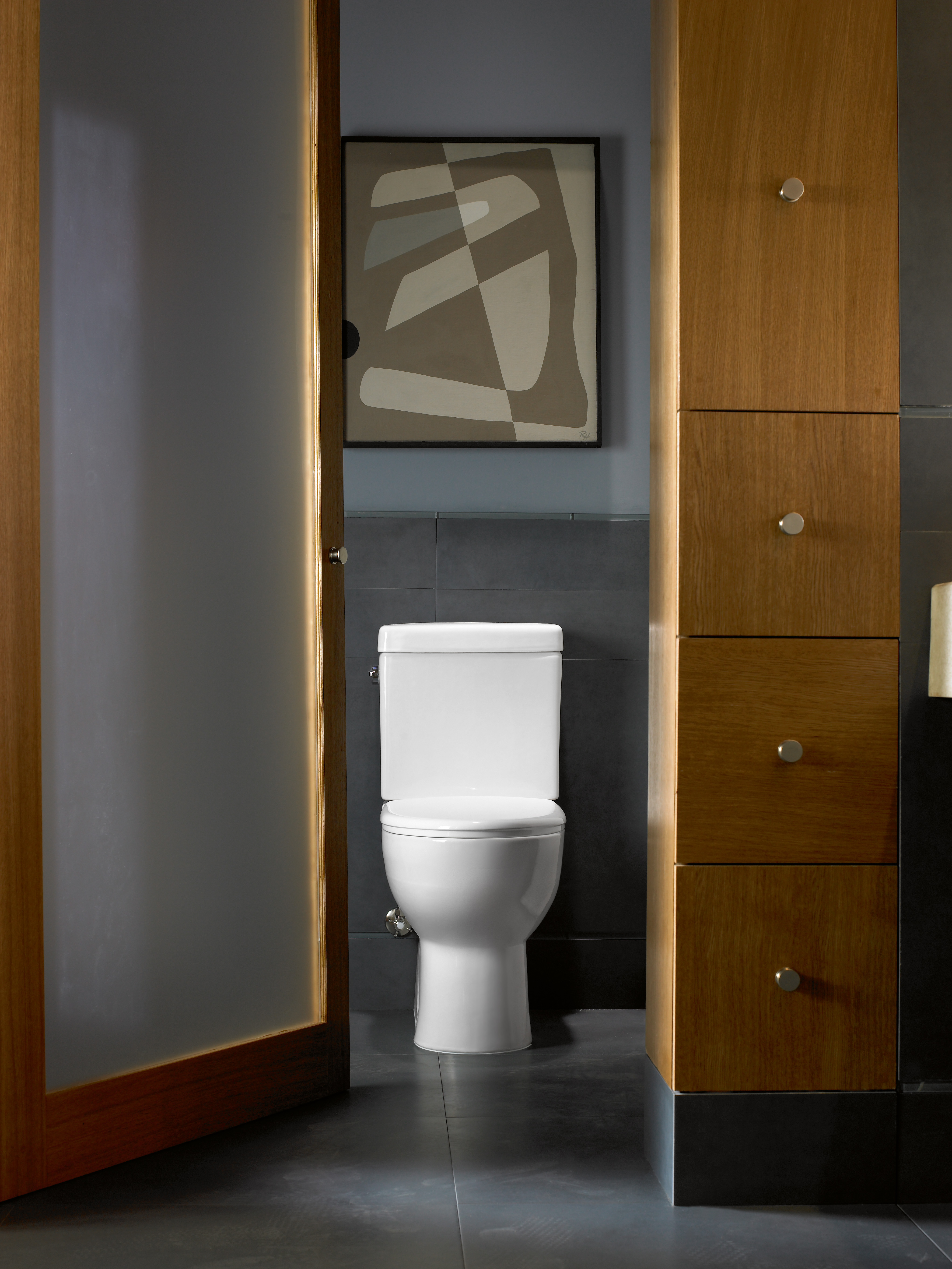 Twist Toilet seats