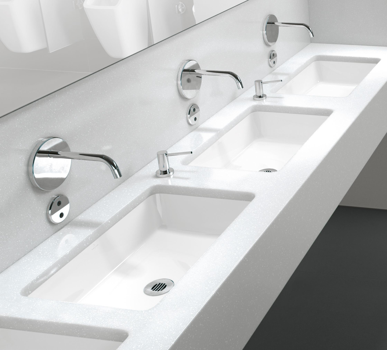 Architectura Washbasin, Undercounter washbasin, Washbasins, Undercounter washbasins