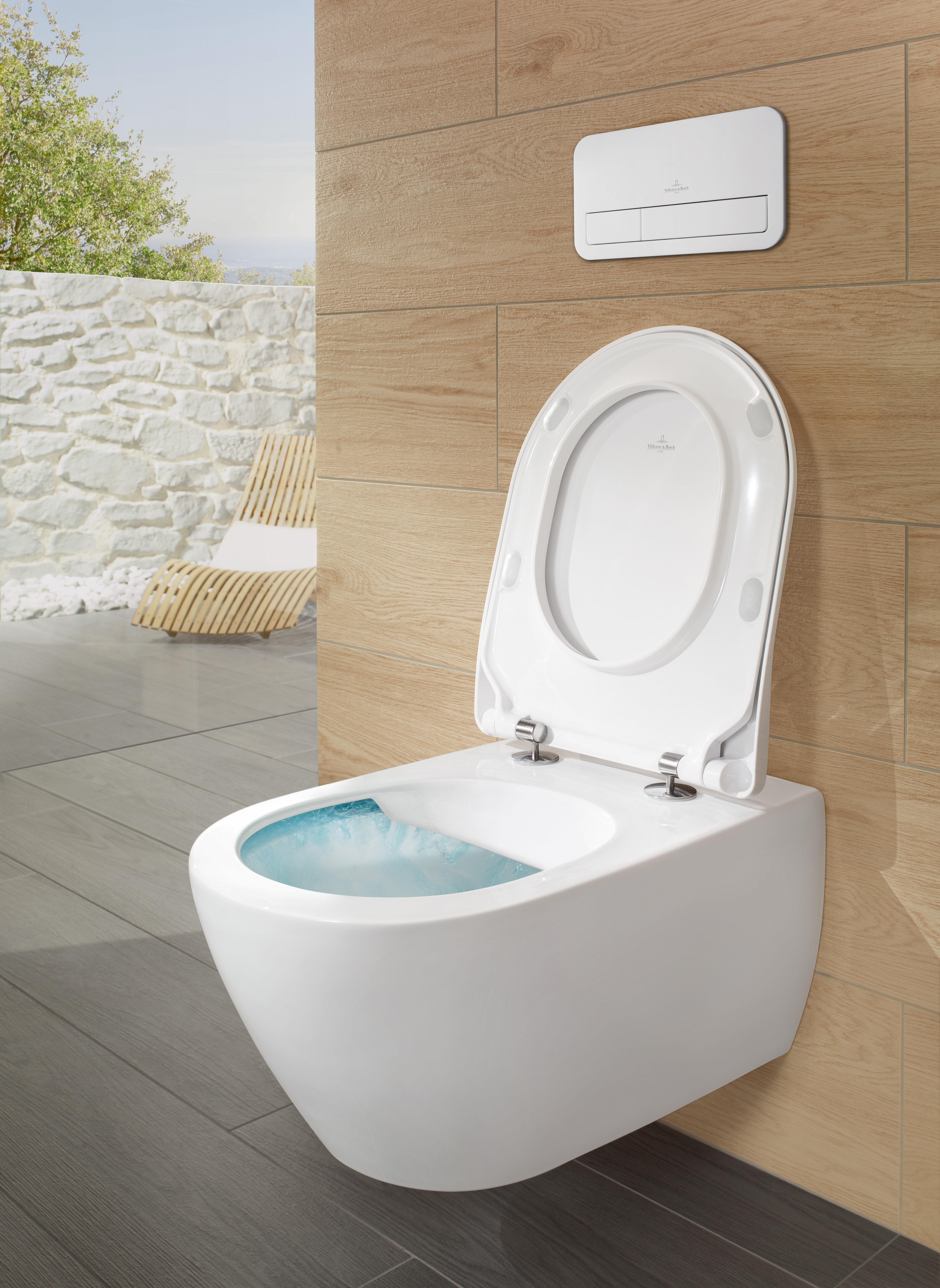 Subway WCs, Wall-mounted WC, Toilets, Wall-mounted