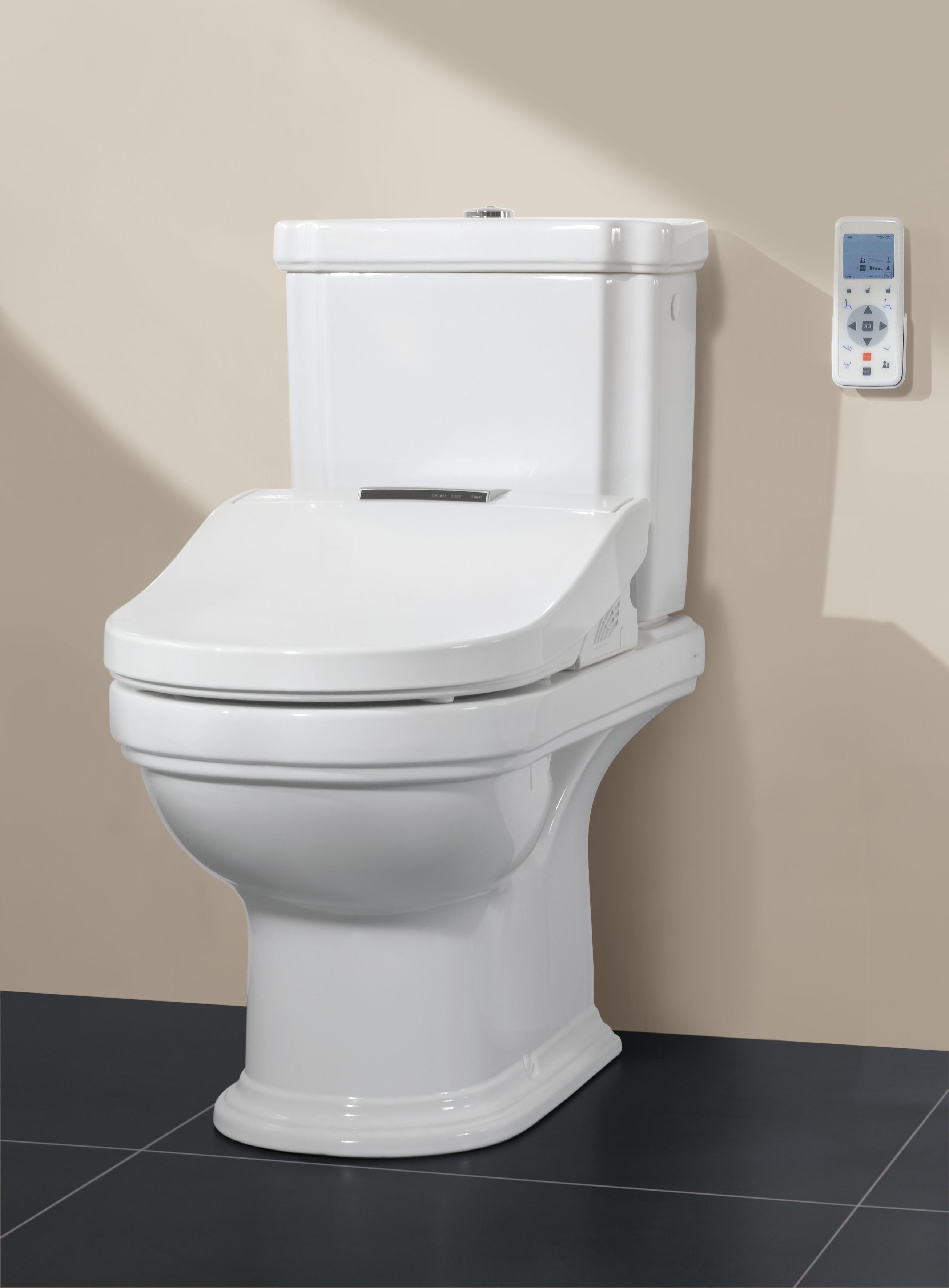 ViClean Shower-toilet