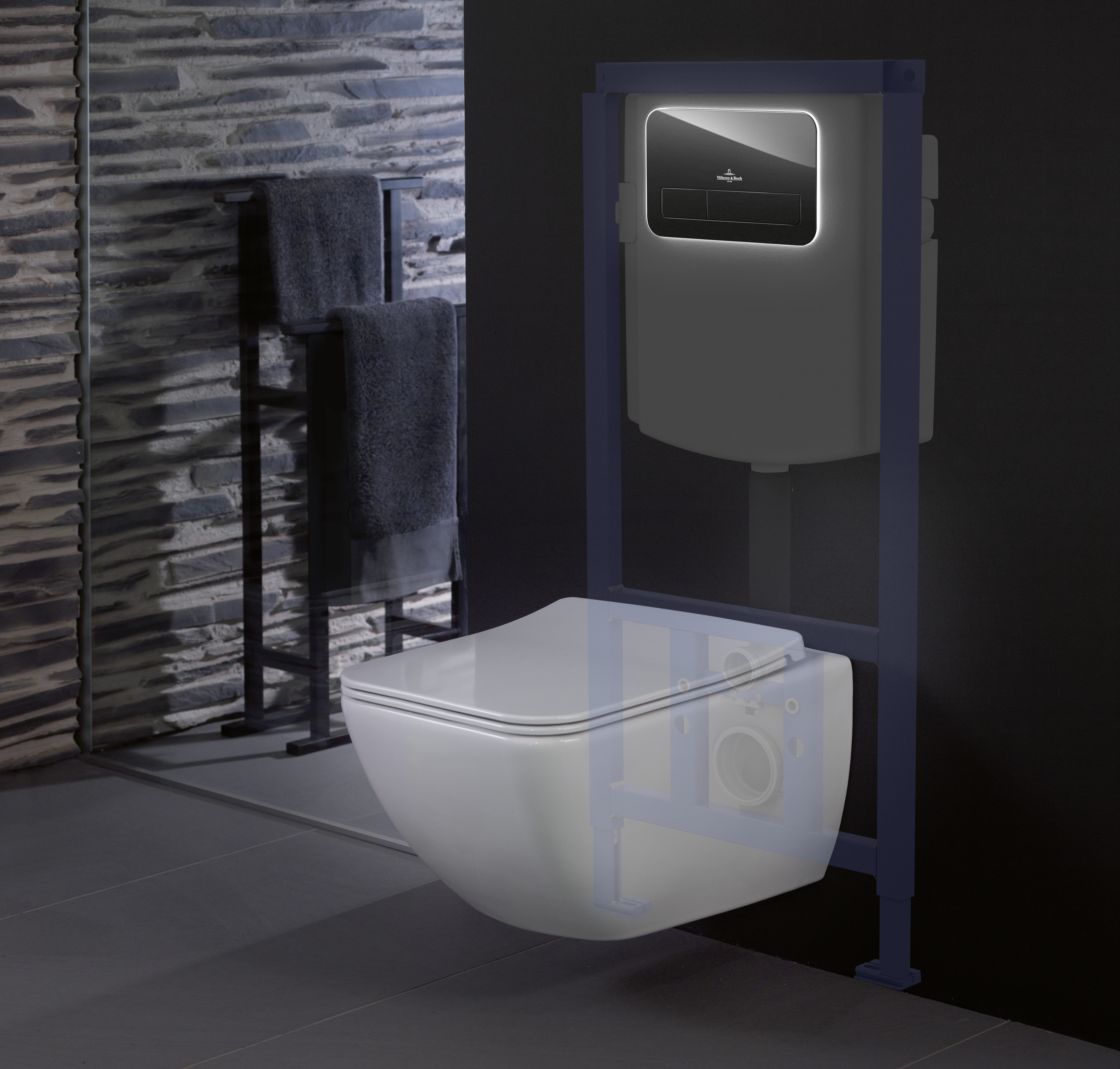 Venticello WC, Abattants de toilette, Abattants de toilette SlimSeat Line