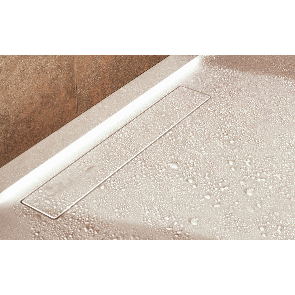 Squaro Shower tray, Shower trays (Acrylic, Quaryl), Shower trays