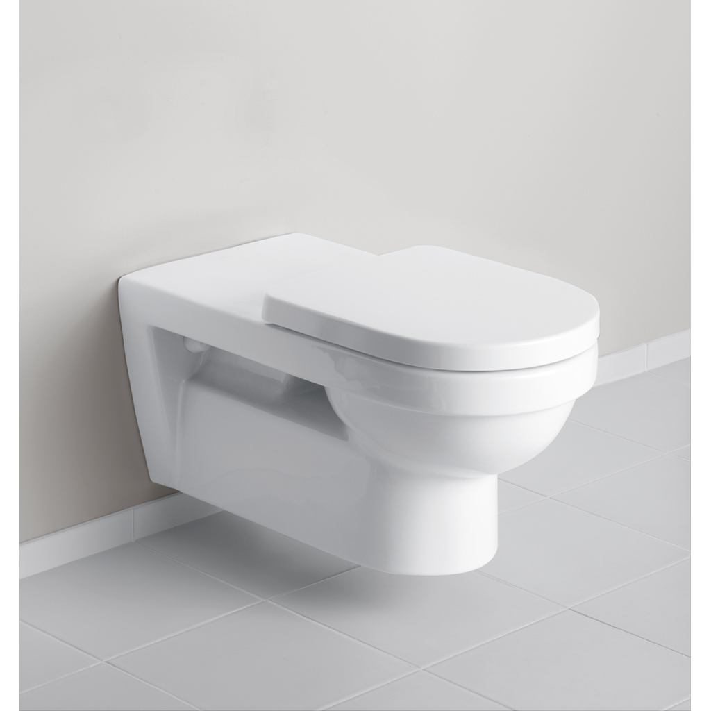 Architectura Vita WC, Wall-mounted WC, Toilets, Washdown WC