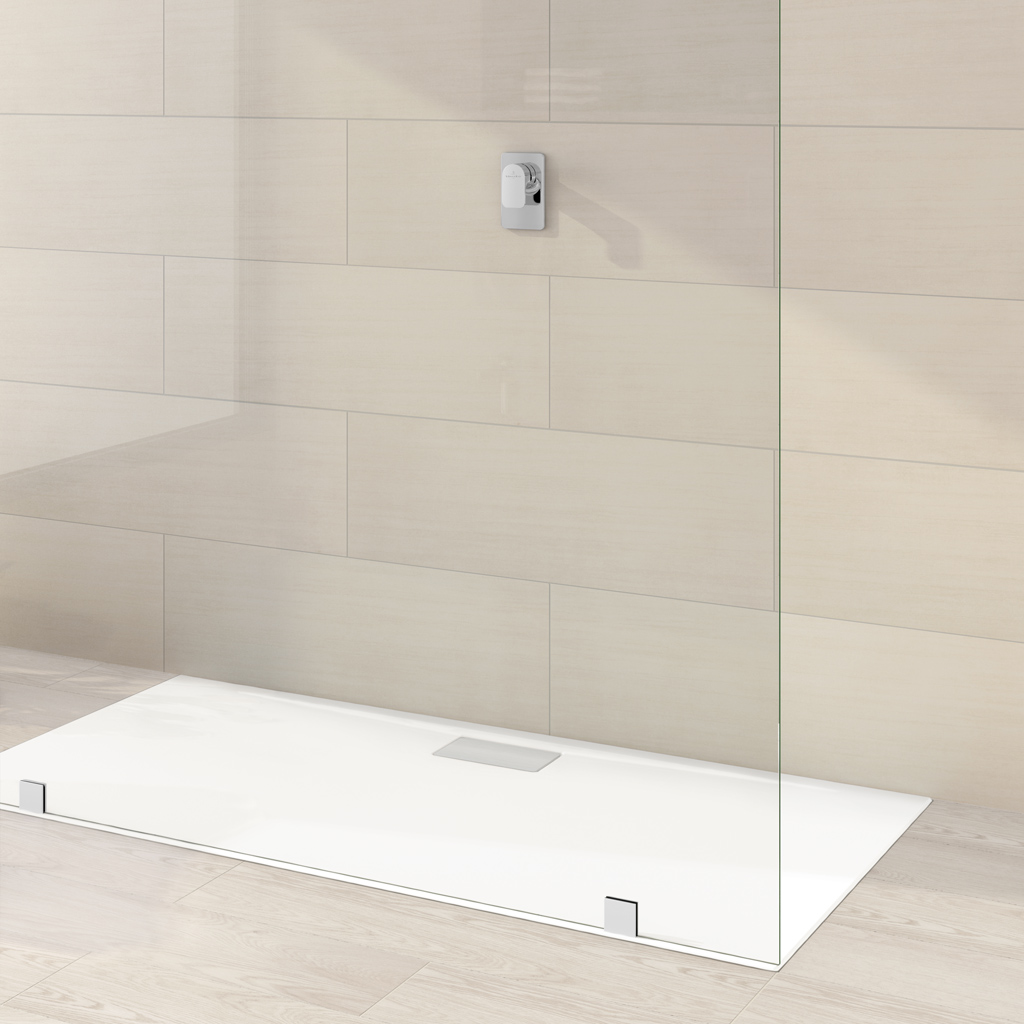 Architectura Shower tray, Shower trays (Acrylic, Quaryl), Shower trays