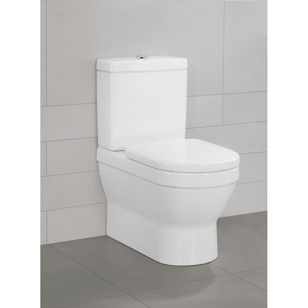 Architectura Closets, Staande closetcombinaties, Toiletten, Diepspoelcloset
