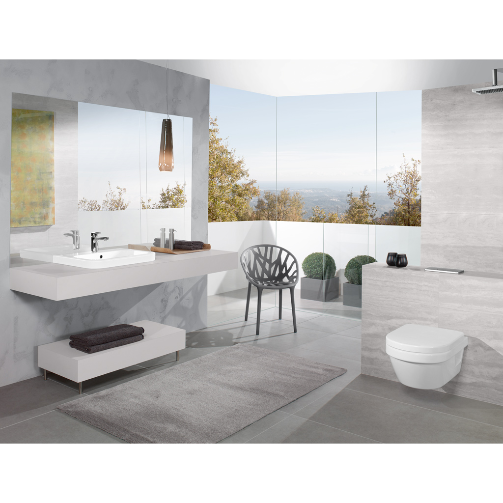 Architectura Washbasin, Built-in washbasin, Washbasins, Built-in washbasins