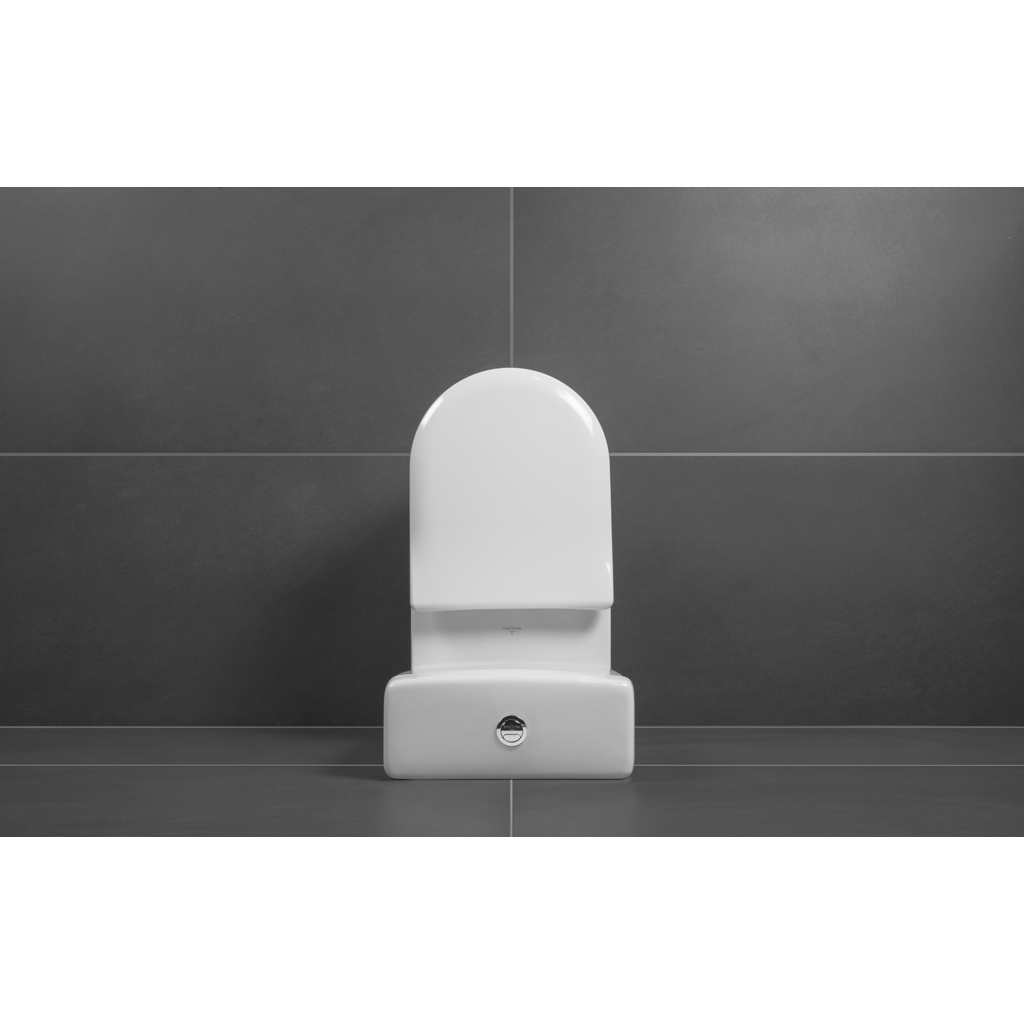 Architectura WC, Floor-standing close-coupled WC-suites, Toilets, Washdown WC