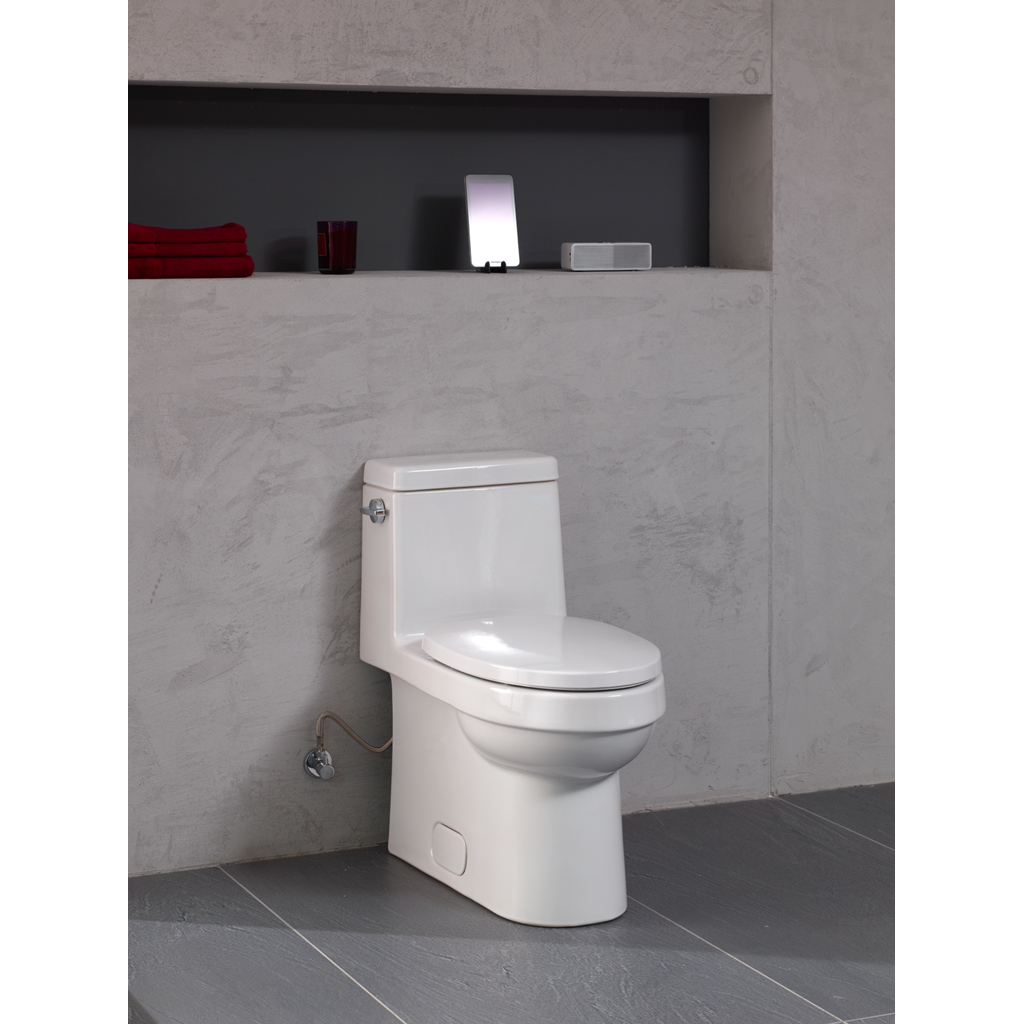 Architectura WCs, Floor-standing WC, Toilets, 1PC-siphonic