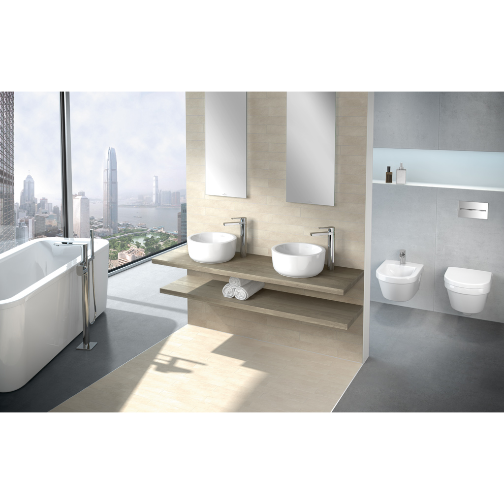 Architectura WC, Wall-mounted WC, Toilets, Washdown WC