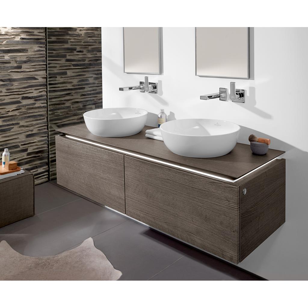Legato Badmöbel, Unterschrank für Waschtisch, Waschtischunterschränke