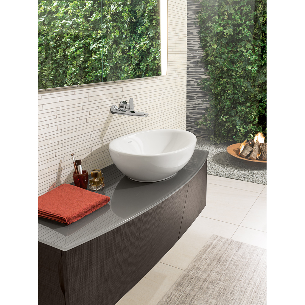 Aveo new generation Washbasin, Surface-mounted washbasin, Washbasins, Surface-mounted washbasins