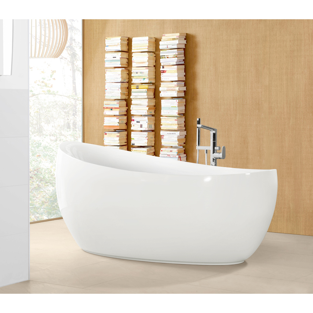 Aveo new generation Bath, Baths, Free-standing baths