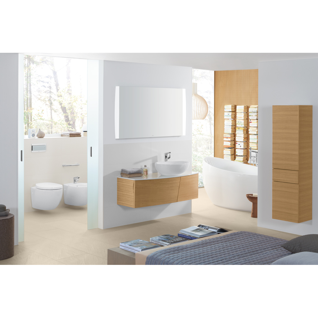 Aveo new generation WC, Wall-mounted WC, Toilets, Washdown WC