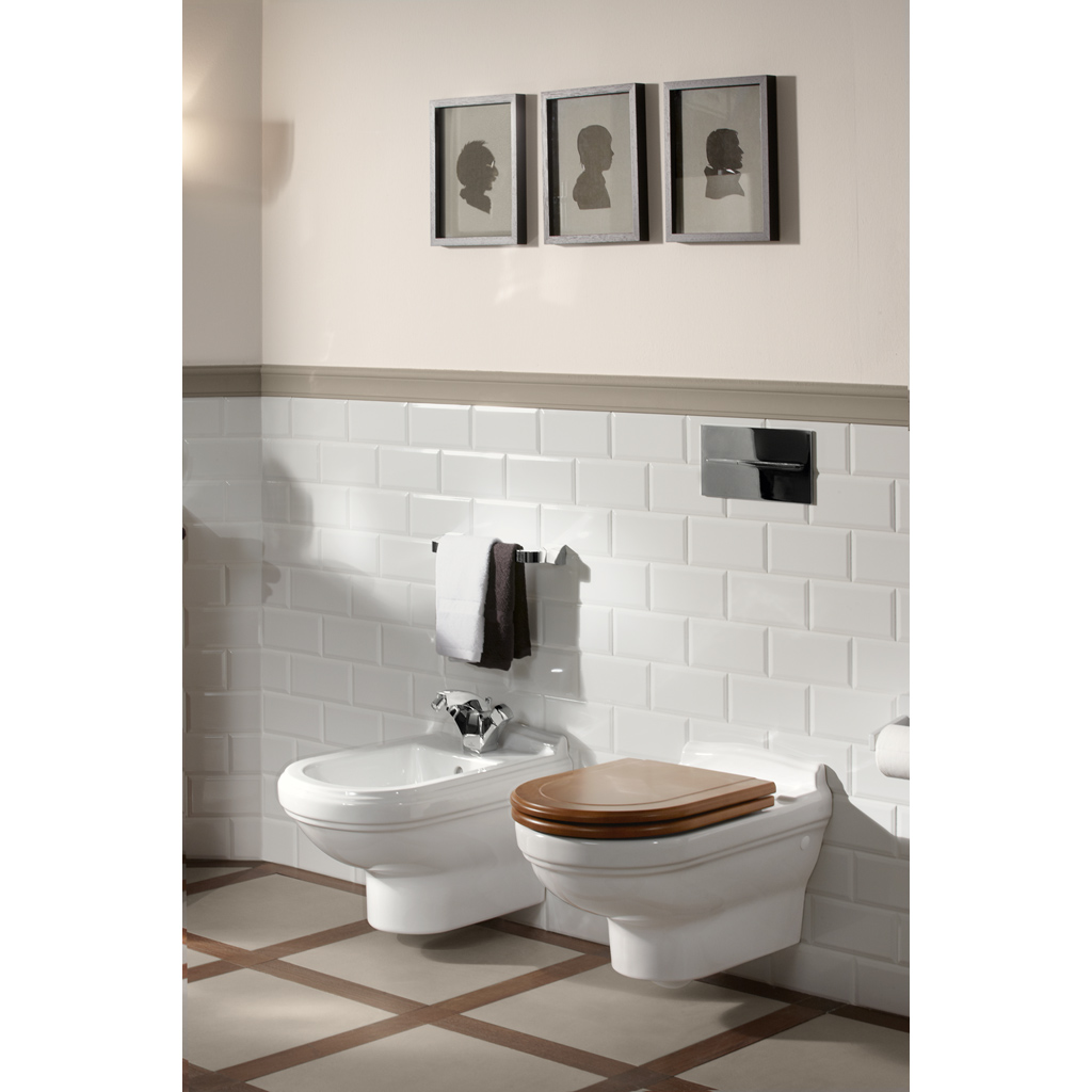 Hommage Bidet, Bidet wall-mounted, Bidets, Bidets wall-mounted