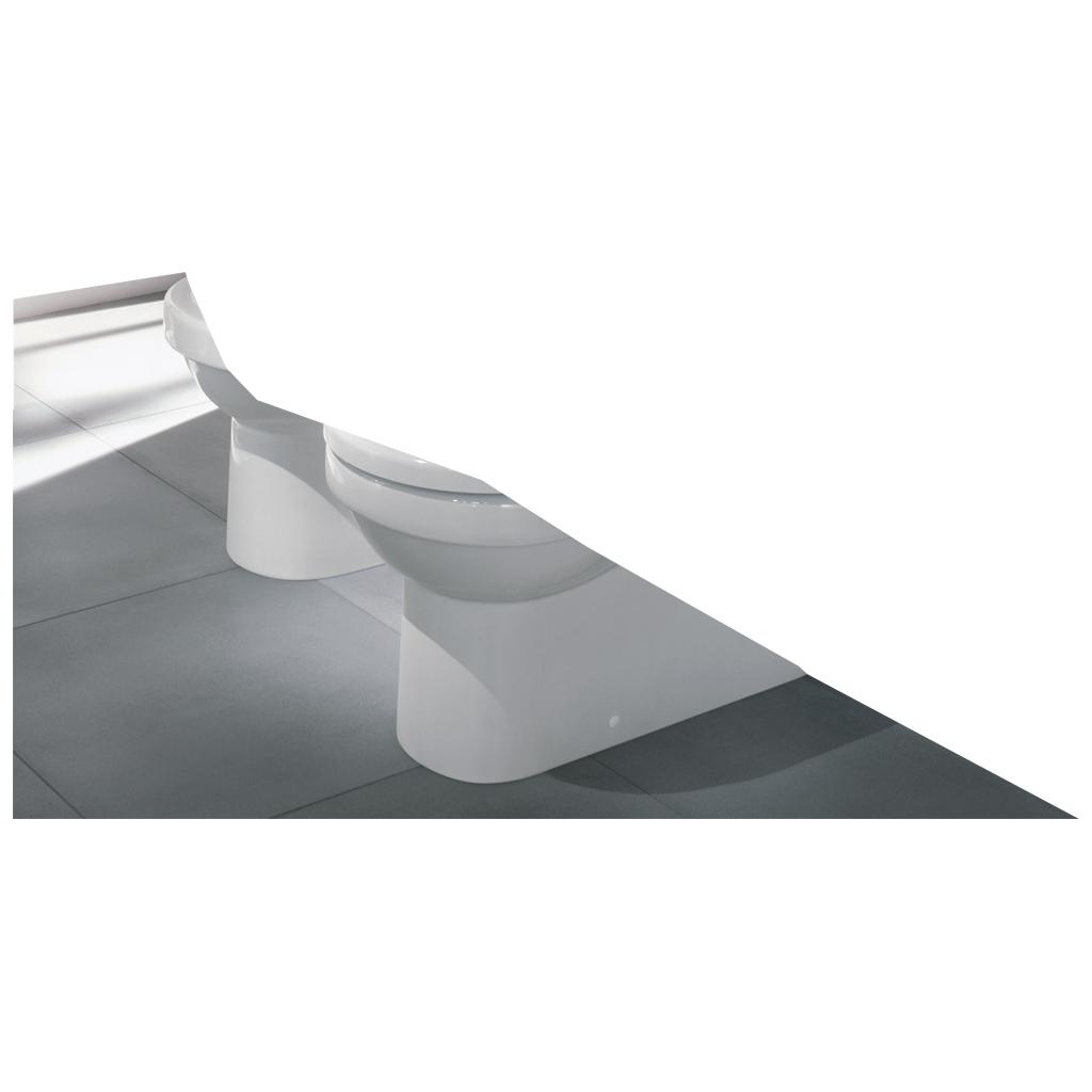 Architectura WC, WC-Kombination bodenstehend, Toiletten, Tiefspülklosett