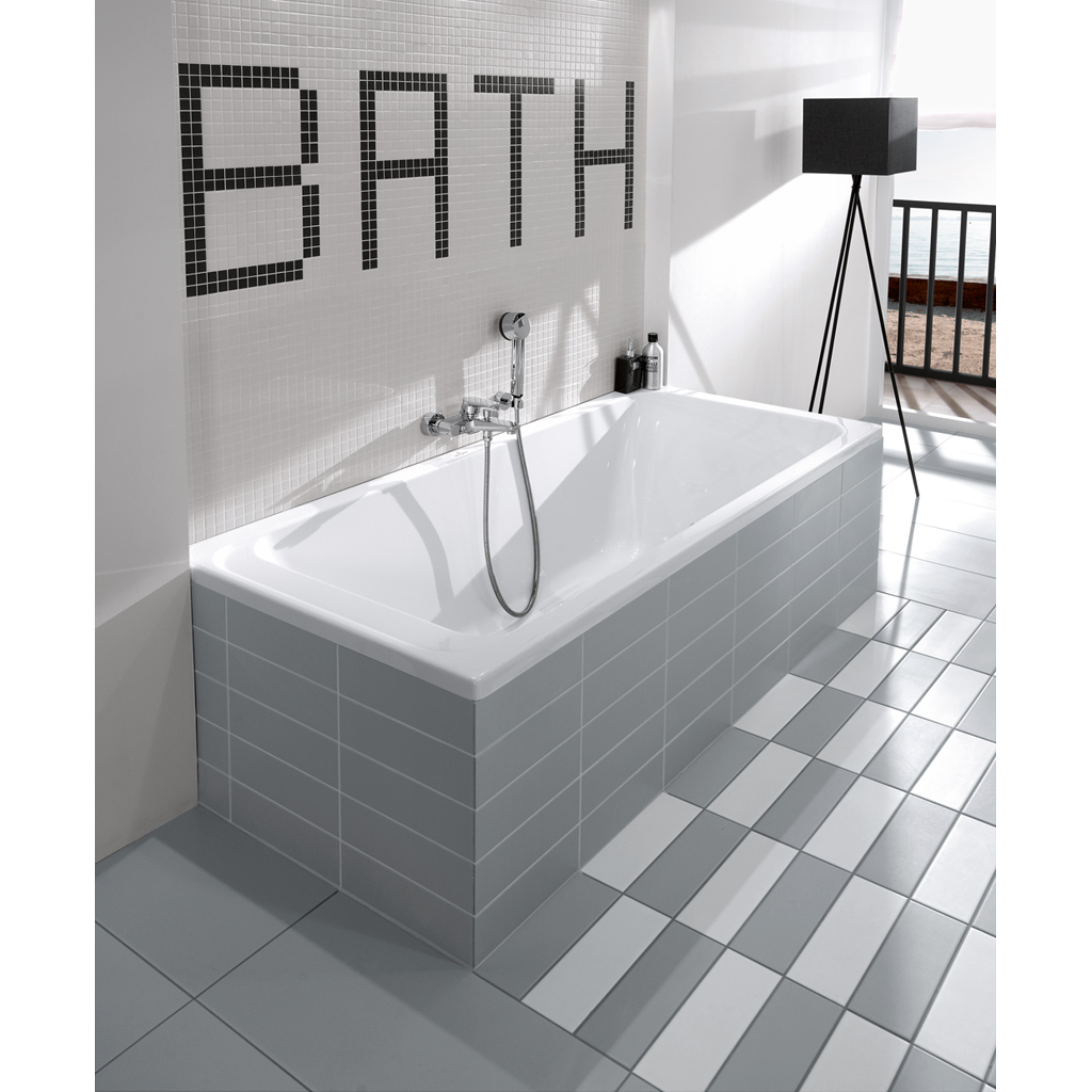 Architectura Bath, Baths, Square baths