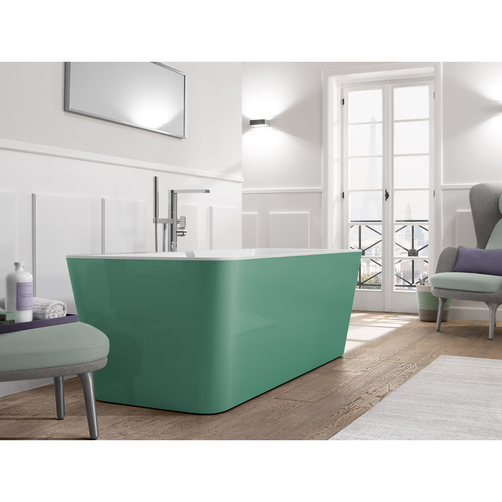 squaro edge 12 badewanne freistehend ubq180sqe7pdbcv villeroy boch. Black Bedroom Furniture Sets. Home Design Ideas