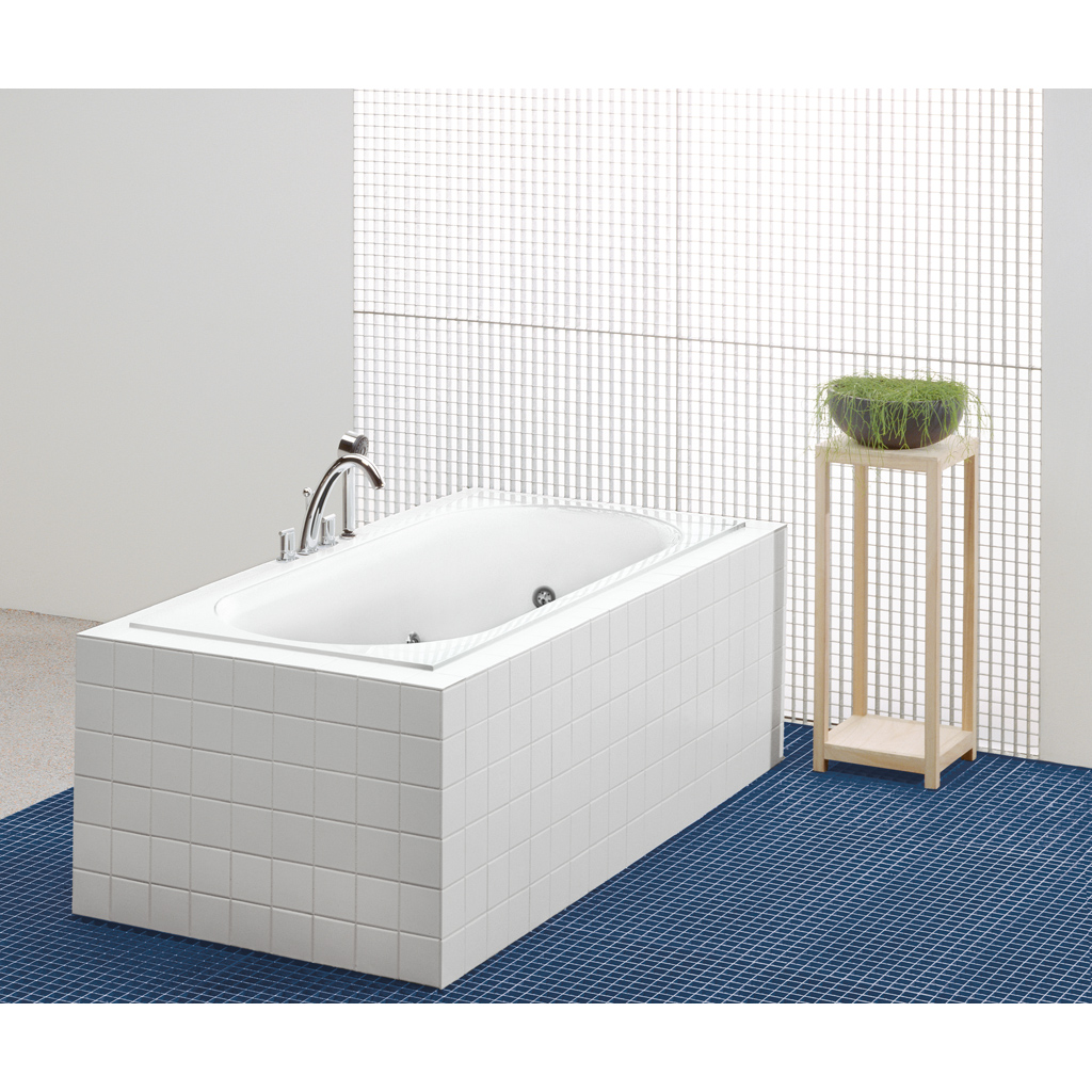 Cetus Bath, Baths, Square baths