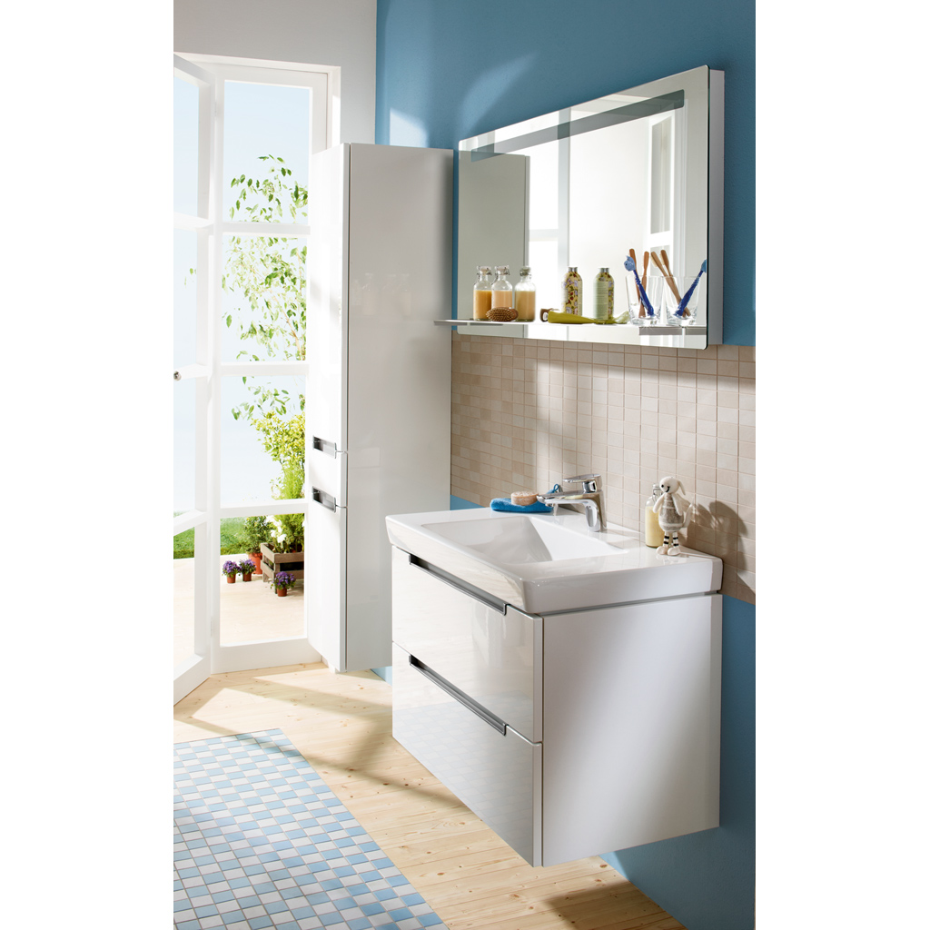 Subway 2.0 Bathroom furniture, Vanity unit for washbasin, Bathroom sink cabinets