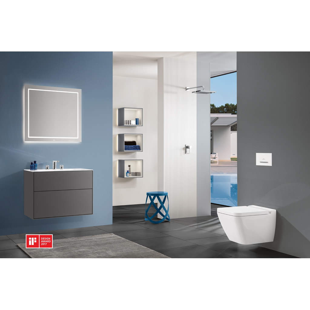 Finion WC, Wall-mounted WC, Toilets, Washdown WC