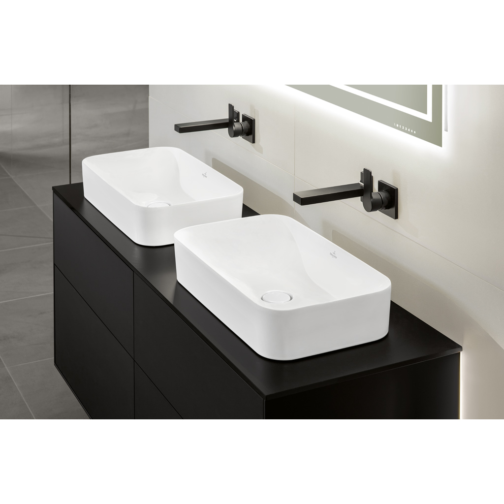 Finion Washbasin, Surface-mounted washbasin, Washbasins, Surface-mounted washbasins