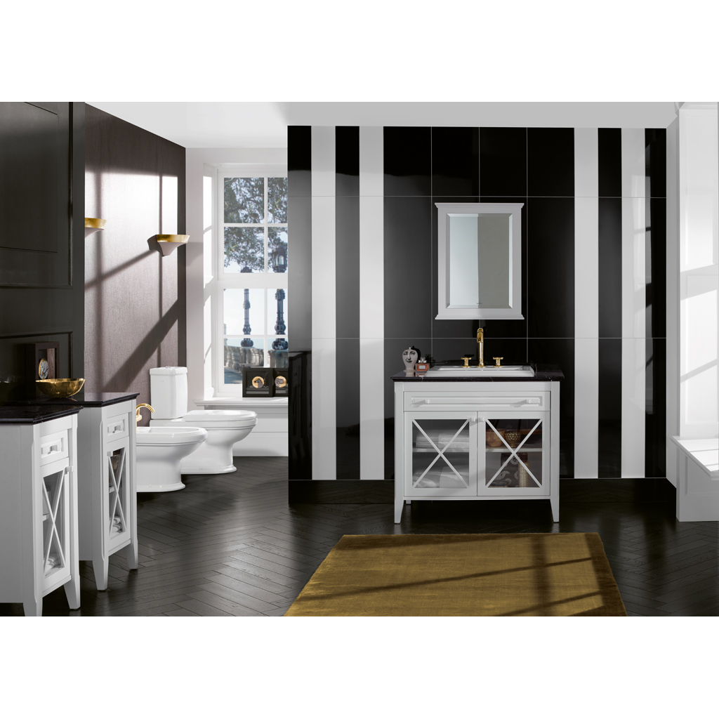 Hommage WC, Floor-standing close-coupled WC-suites, Toilets, Washdown WC